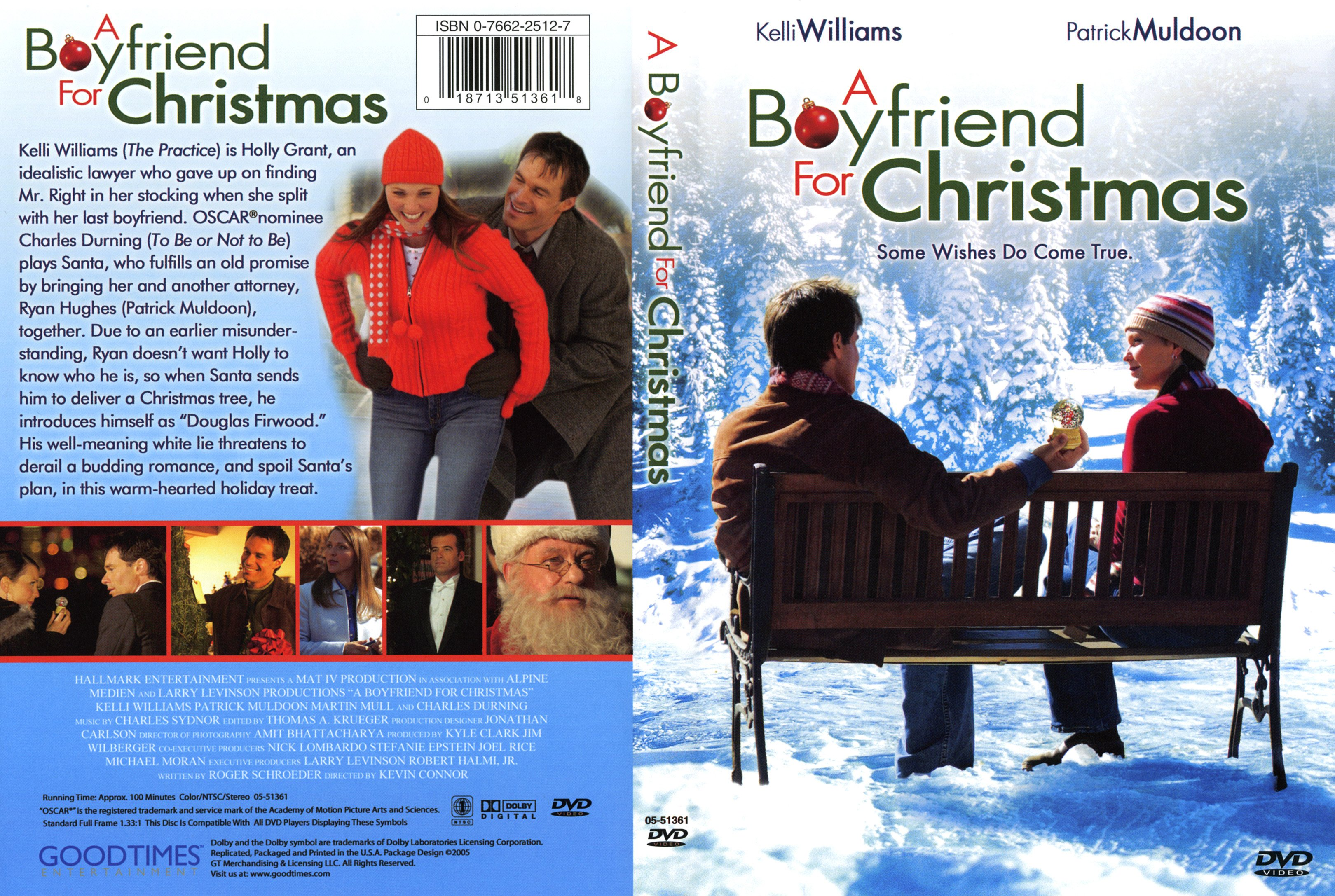 a boyfriend for christmas 2004 front back