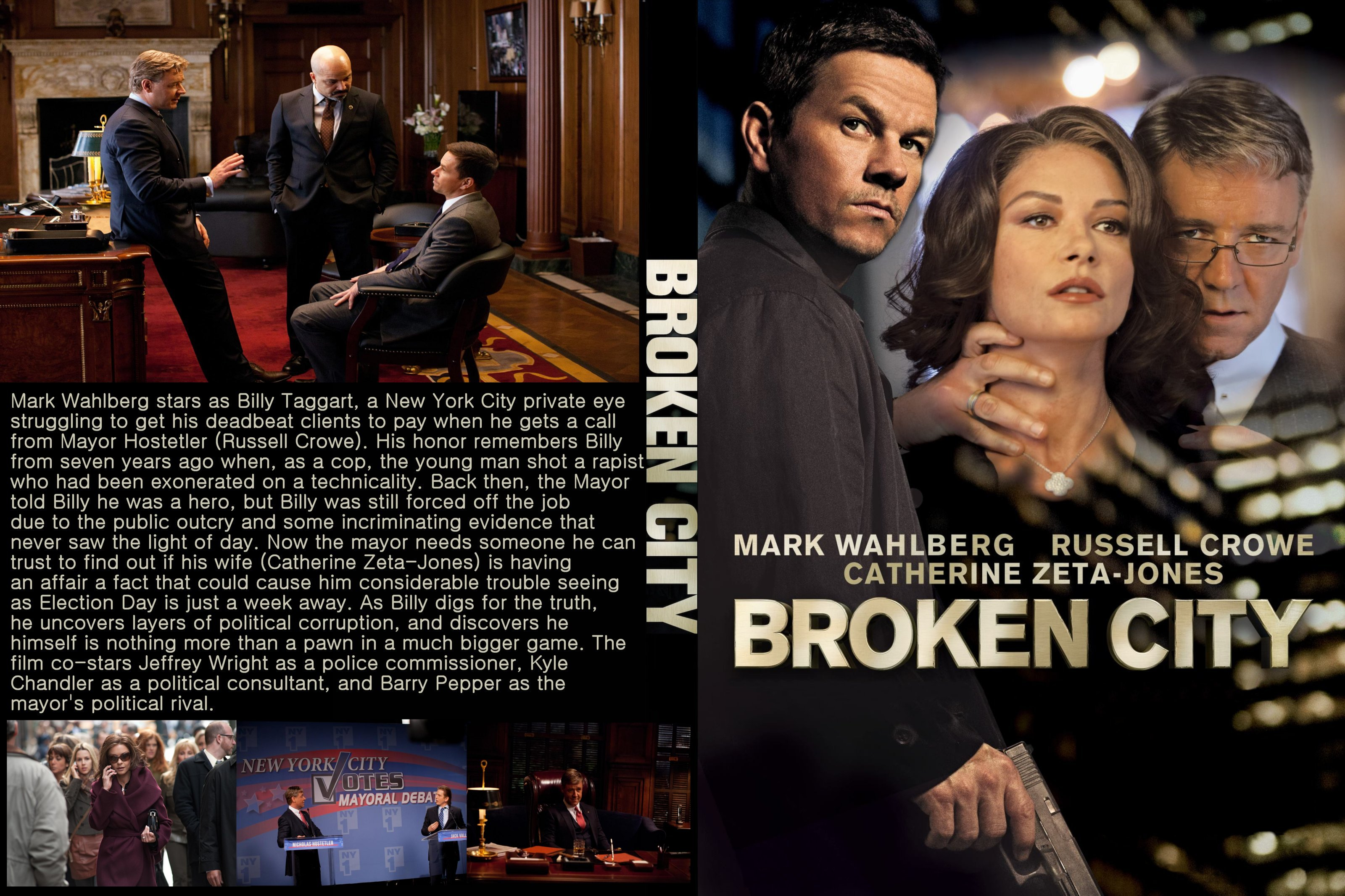 covers box sk broken city 2013 high quality dvd blueray movie
