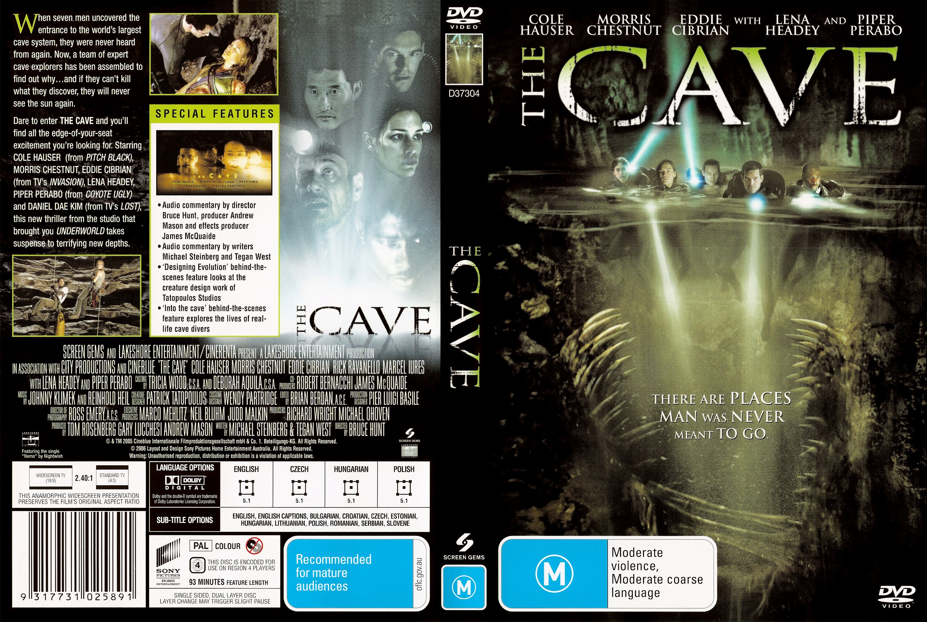 the cave 2005 full movie