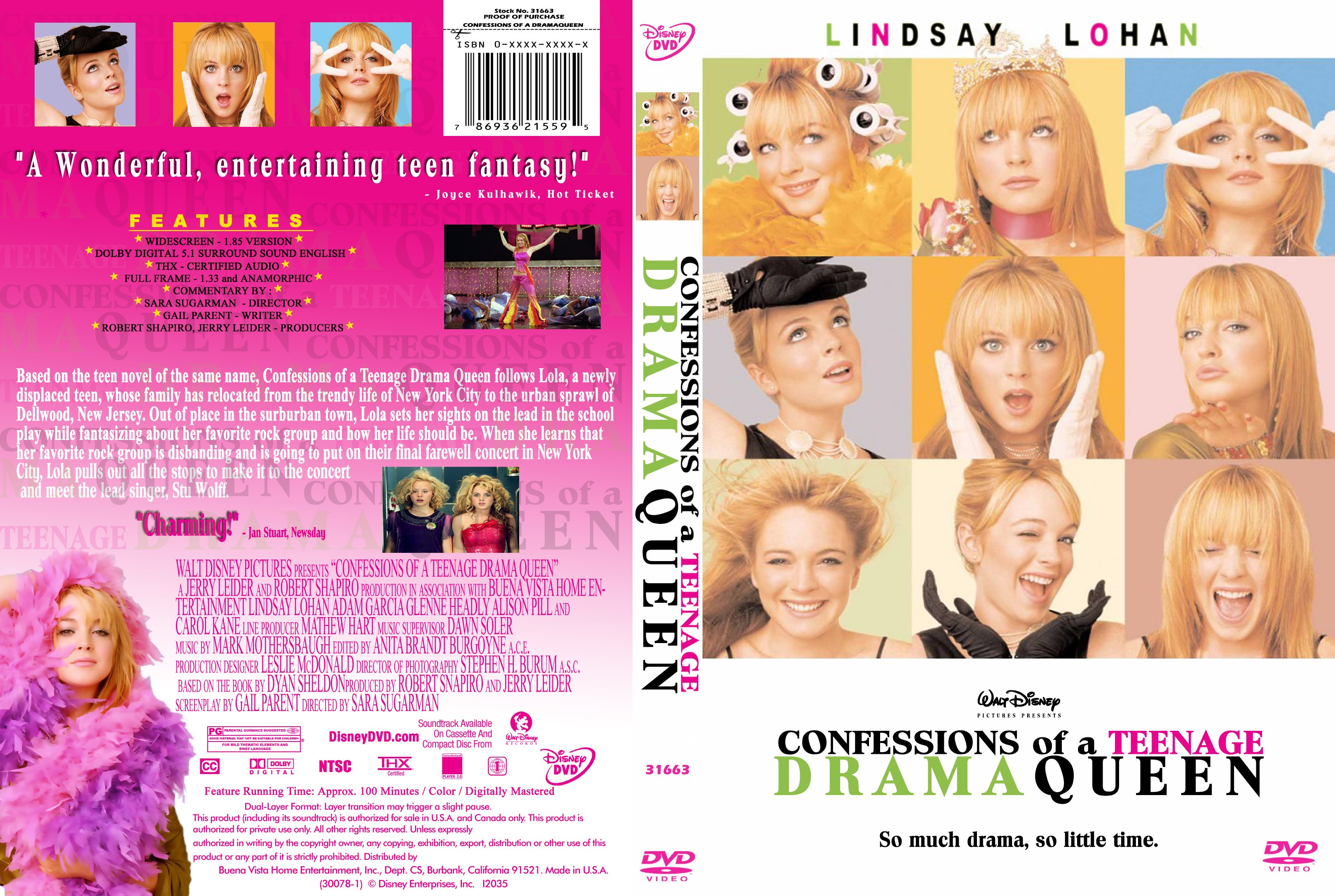 the confessions of a teenage drama queen viooz
