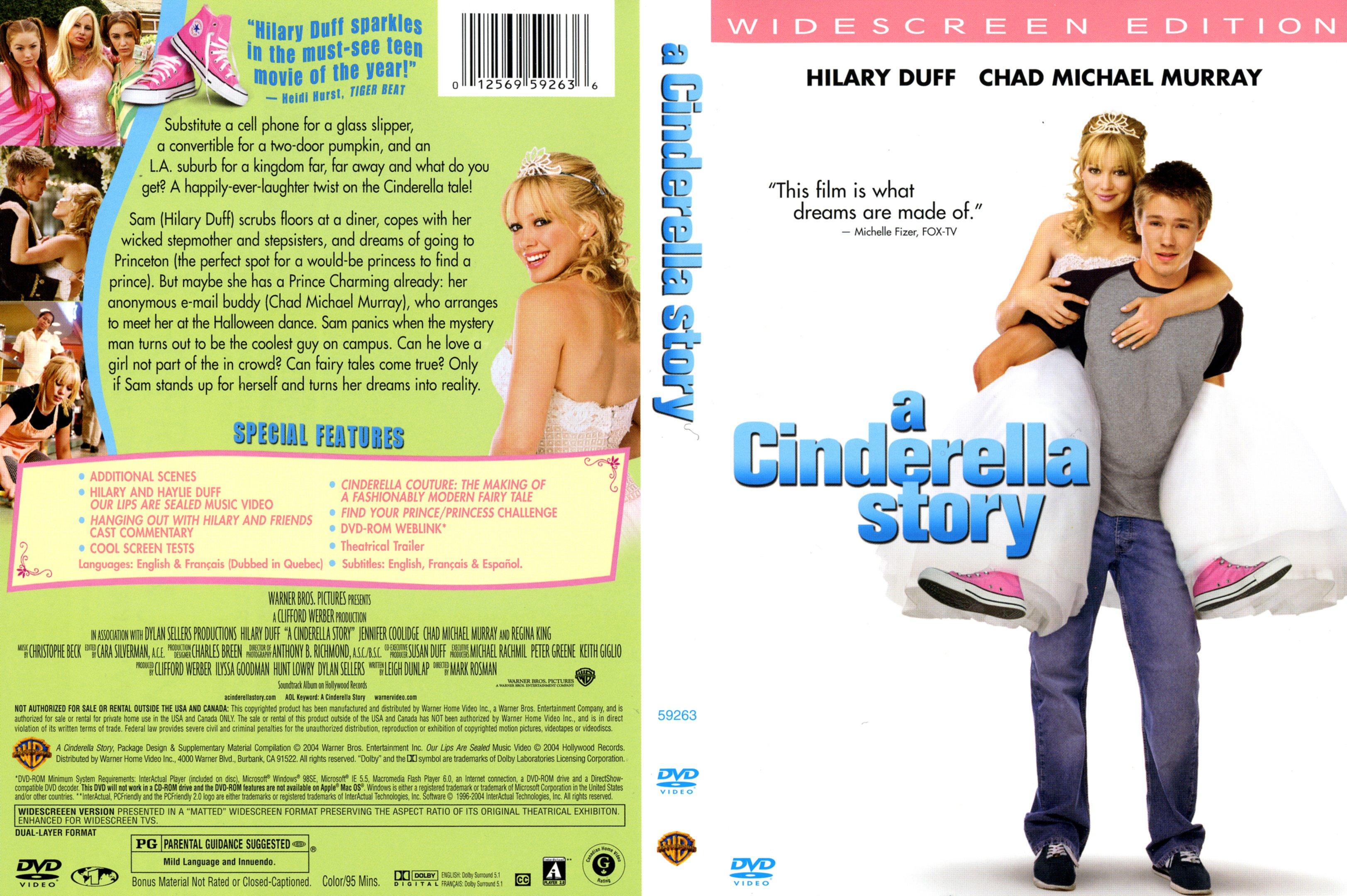 A Cinderella Story 2004  A Cinderella Story (2004)