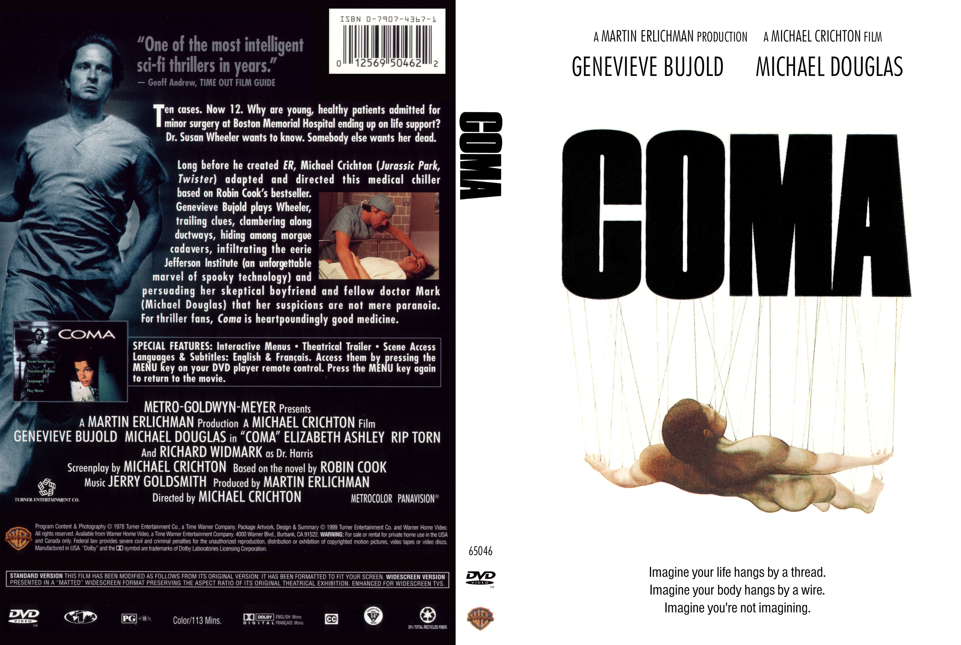 Summary of coma the movie