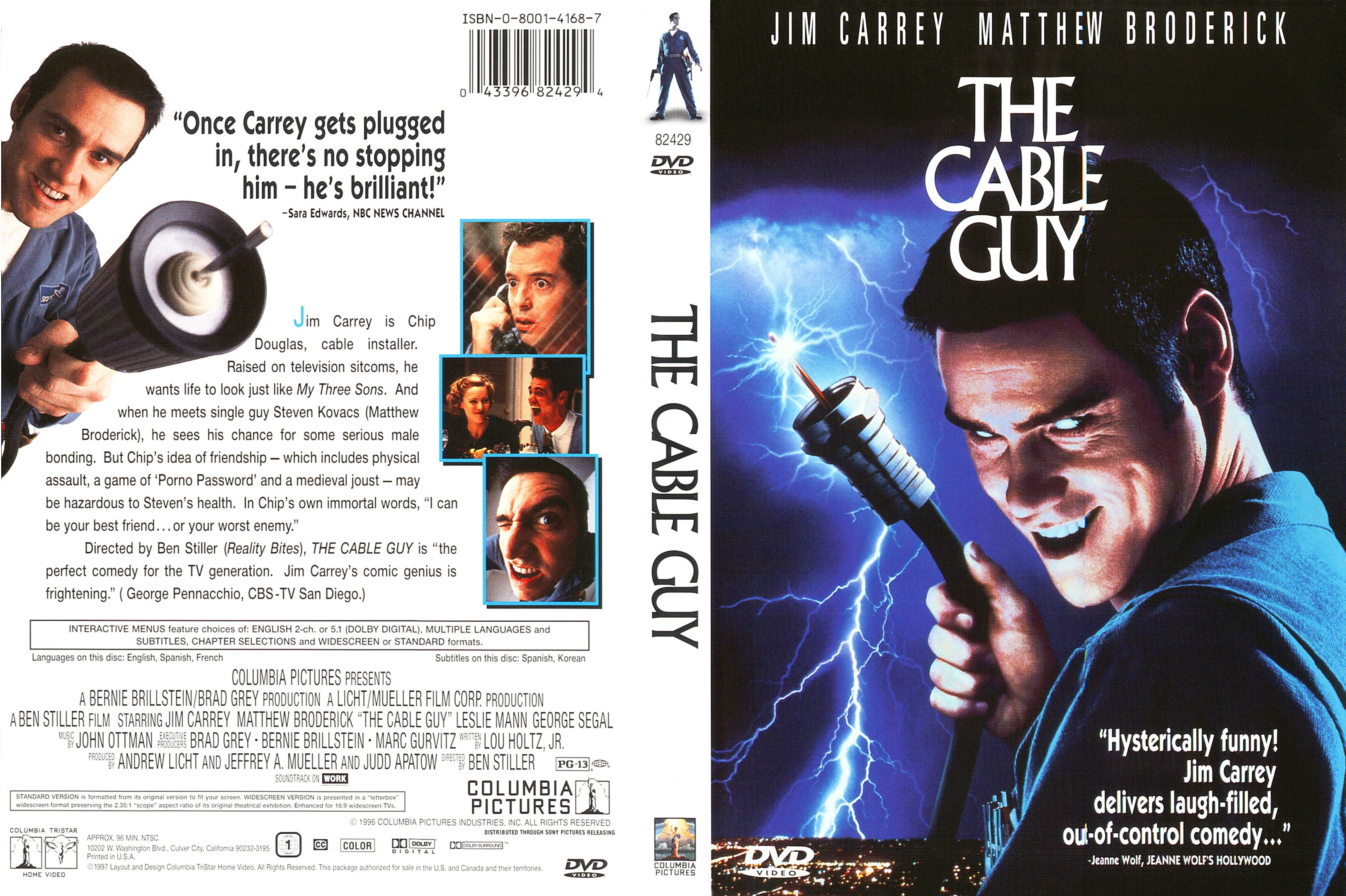 the cable guy (1996) hindi dubbed