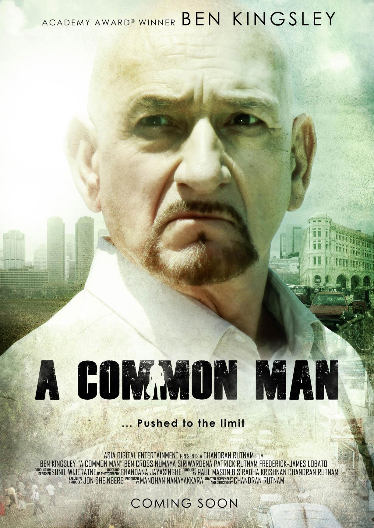 COVERS.BOX.SK ::: A Common Man 2012 - high quality DVD ... A Common Man Dvd