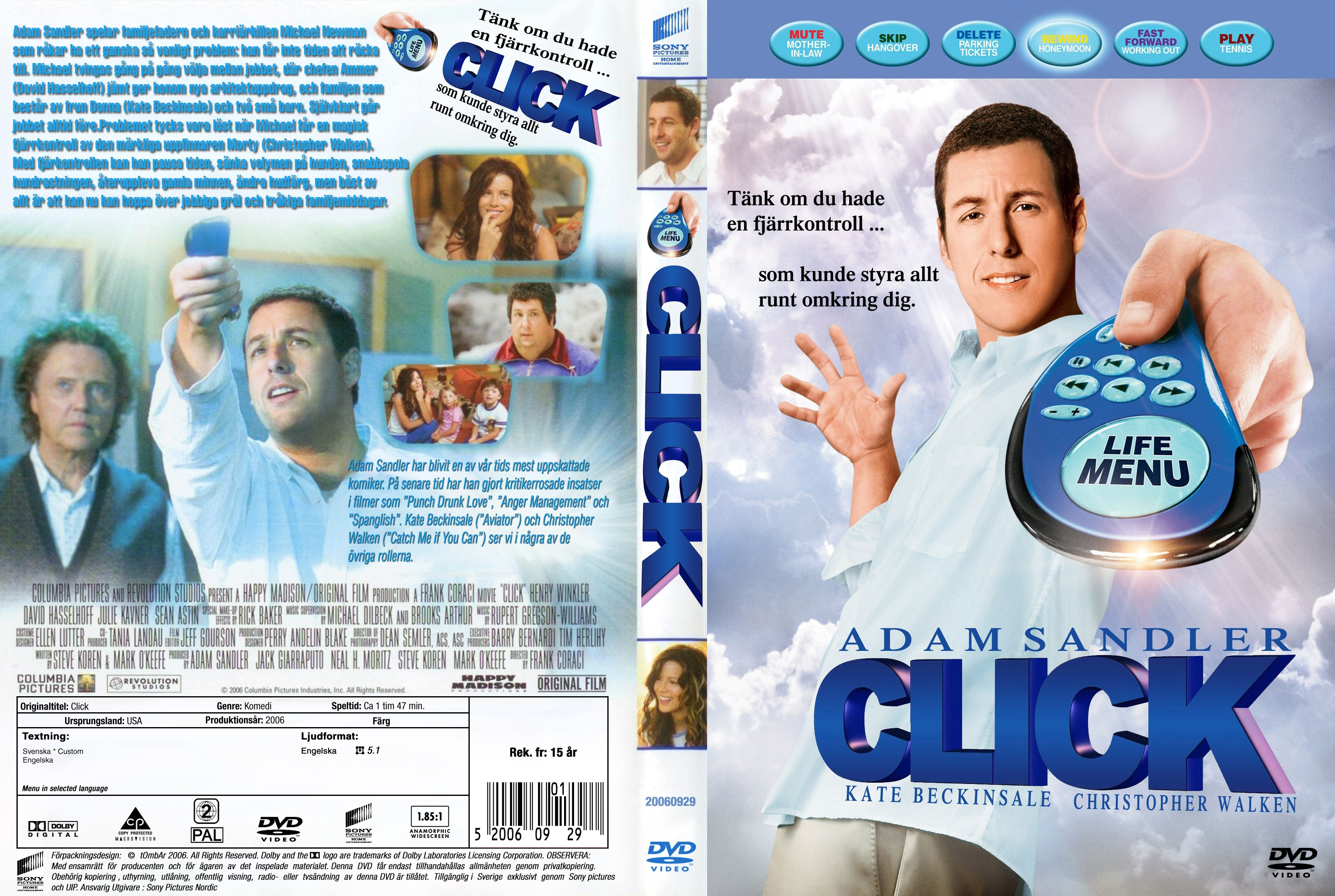 covers box sk click 2006 high quality dvd blueray movie