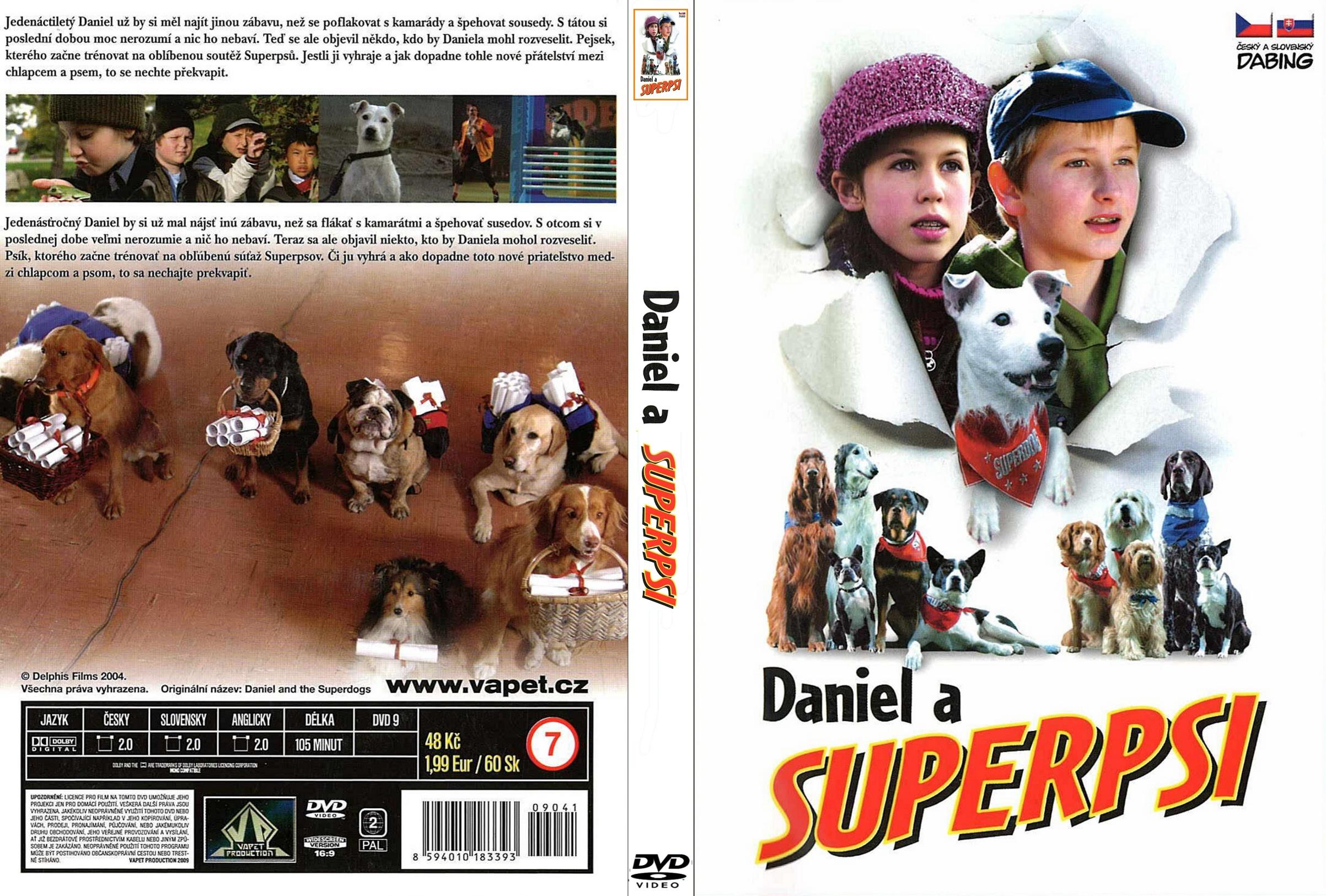 Výsledek obrázku pro daniel and the superdogs
