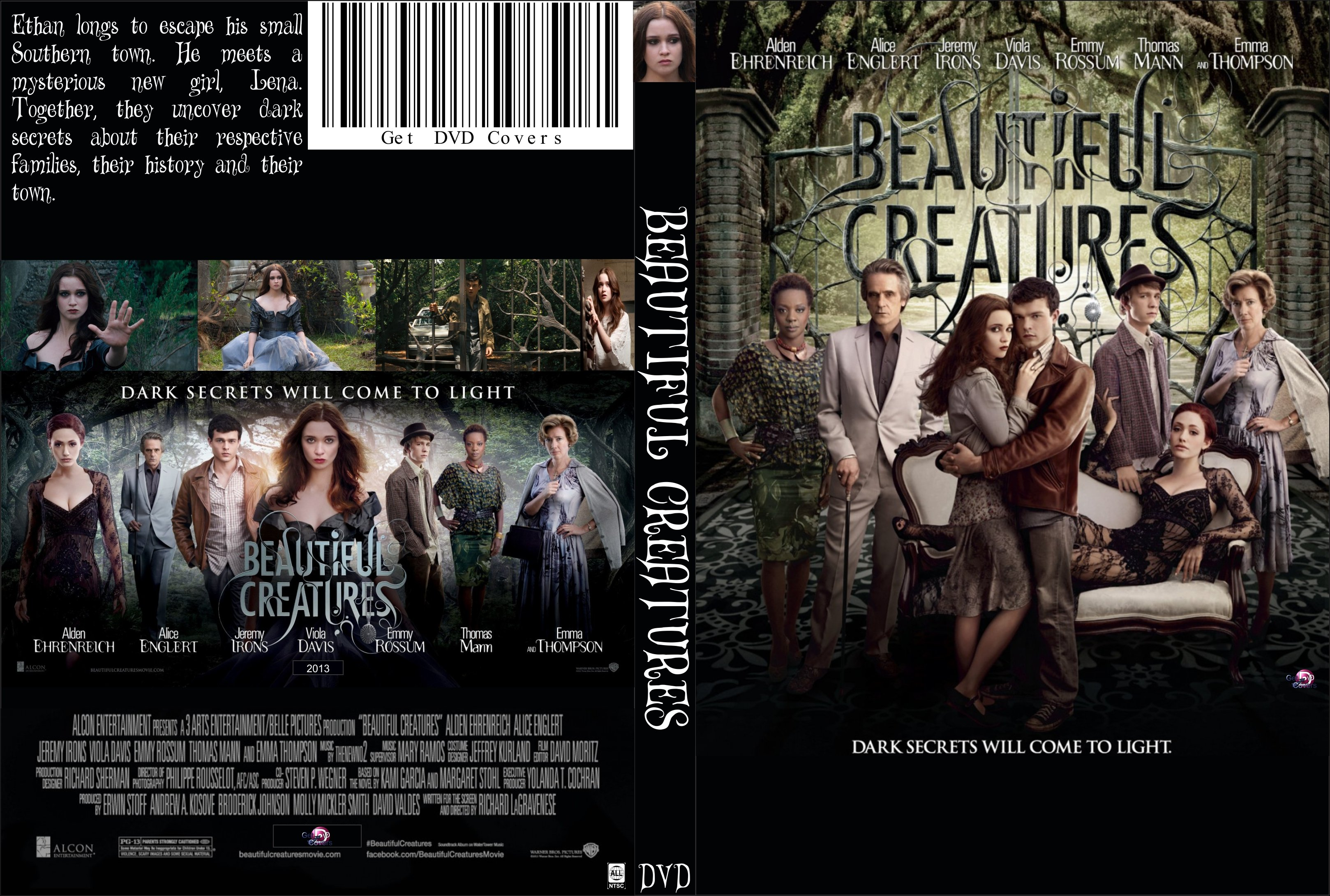 Free Wallpaper Free Movie wallpaper Beautiful Creatures