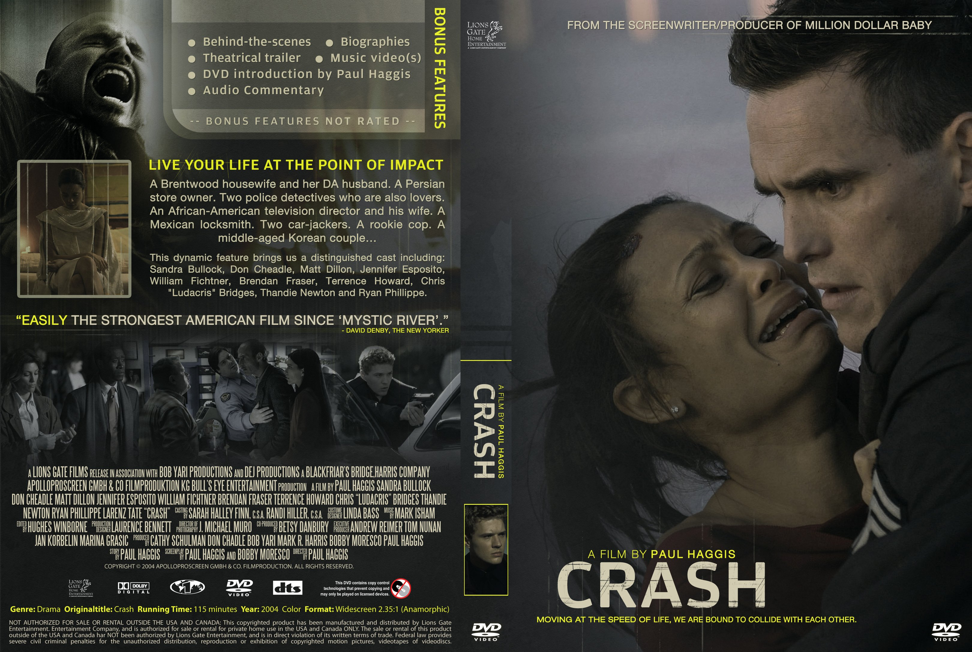 crash a movie review
