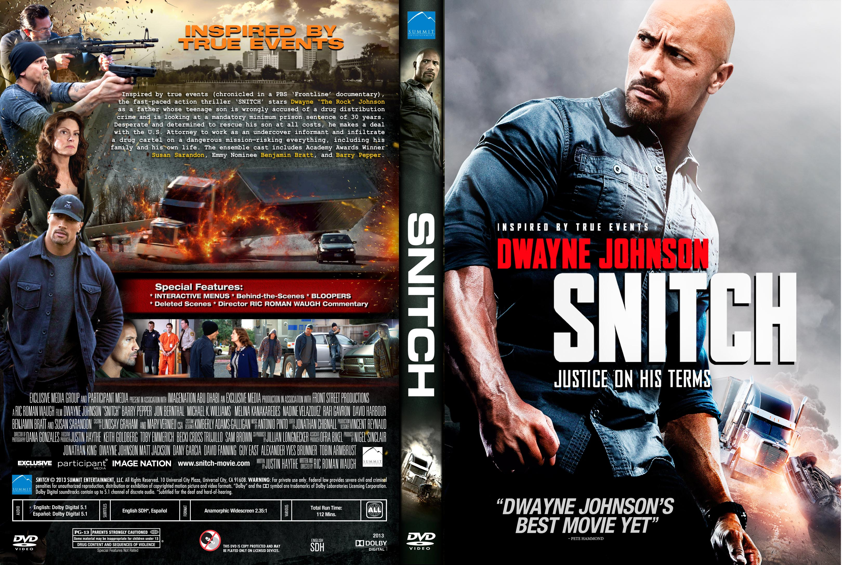 covers box sk snitch 2013 high quality dvd blueray movie