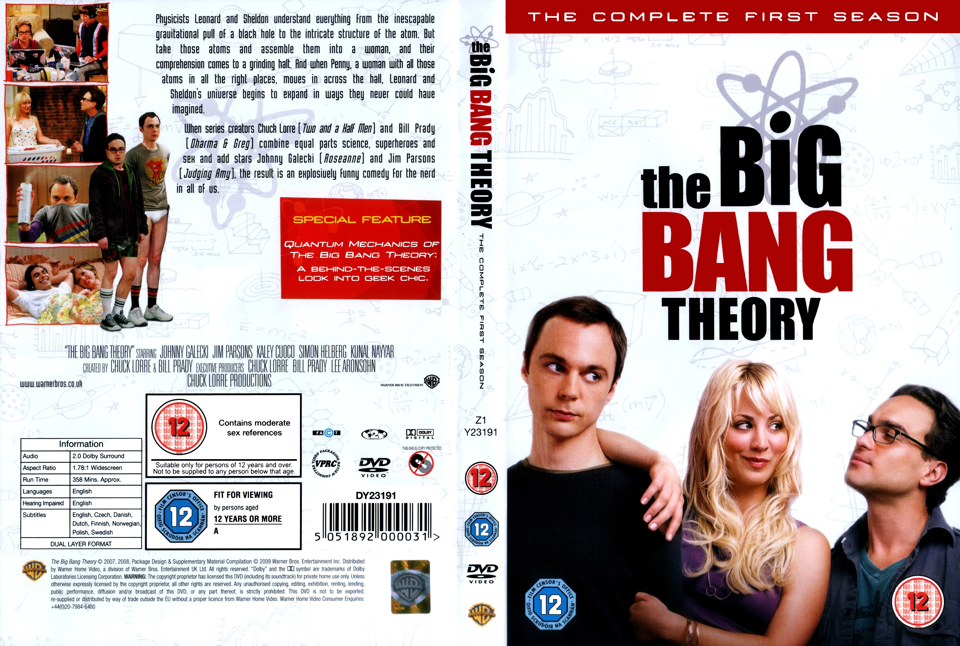 a report on the big bang theory