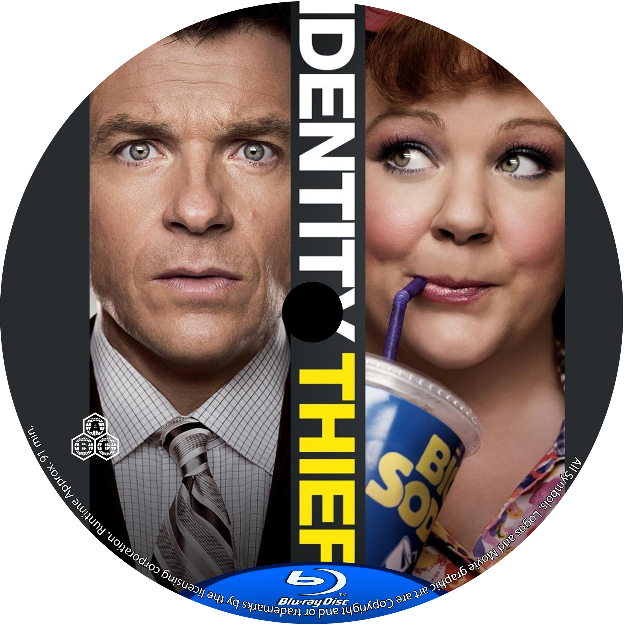 Covers Box Sk Identity Thief 2013 High Quality Dvd Blueray Movie