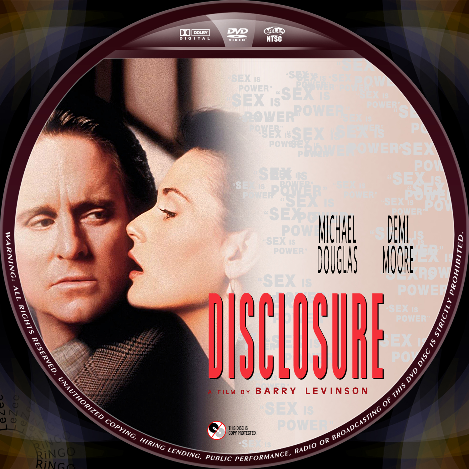 Covers Box Sk Disclosure 1994 High Quality Dvd Blueray Movie