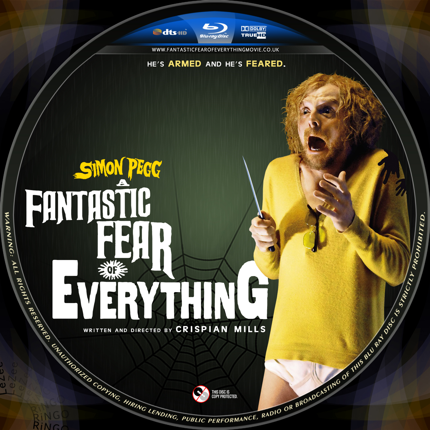 a fantastic fear of everything image Jack (simon pegg) is a children's author turned crime novelist whose detailed research into the lives of victorian serial killers has turned him into a paranoid wreck, persecuted by an irrational fear of being murdered.