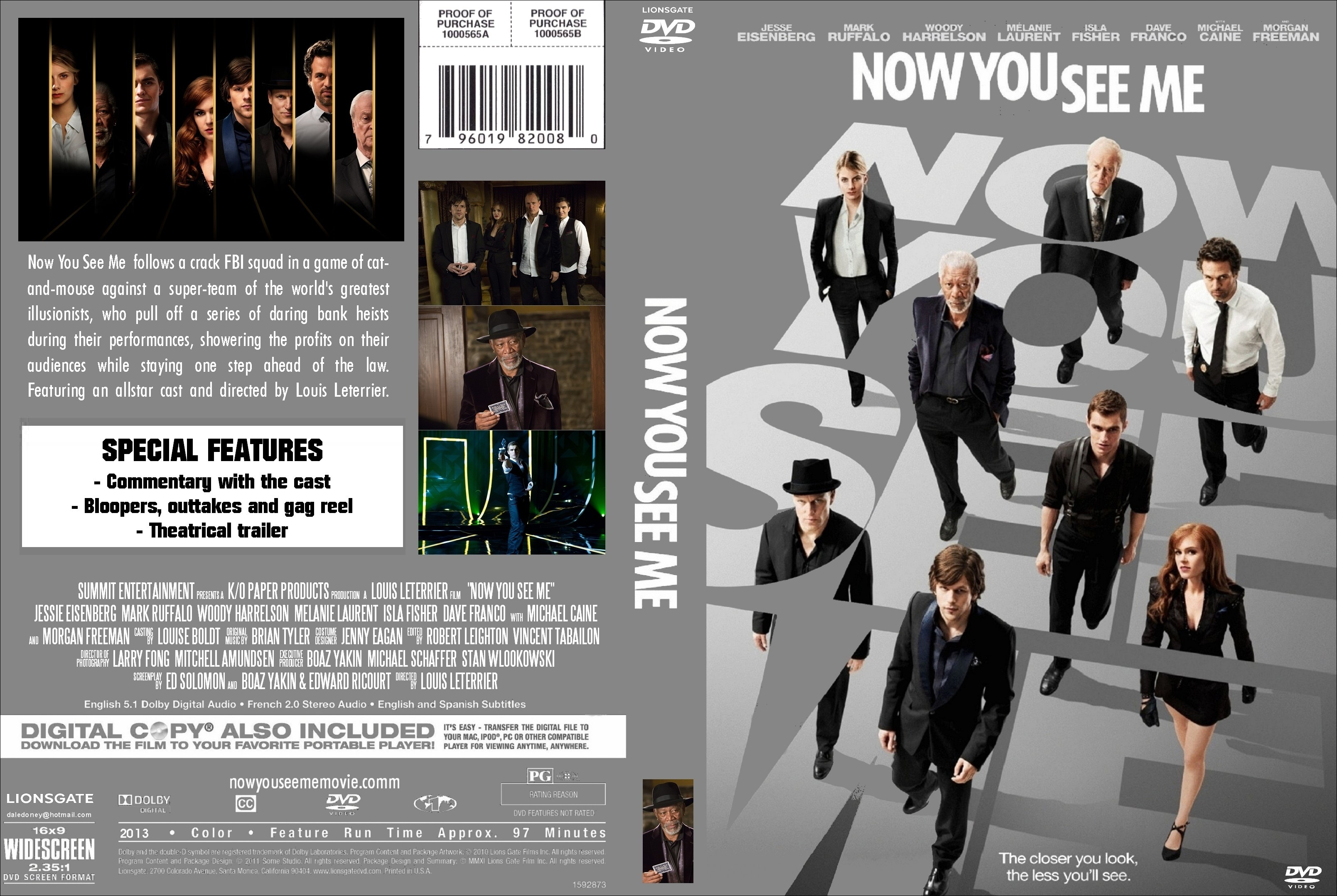 Now You See Me 2013 EXTENDED 720p Blu-Ray[Dual-Audio ...