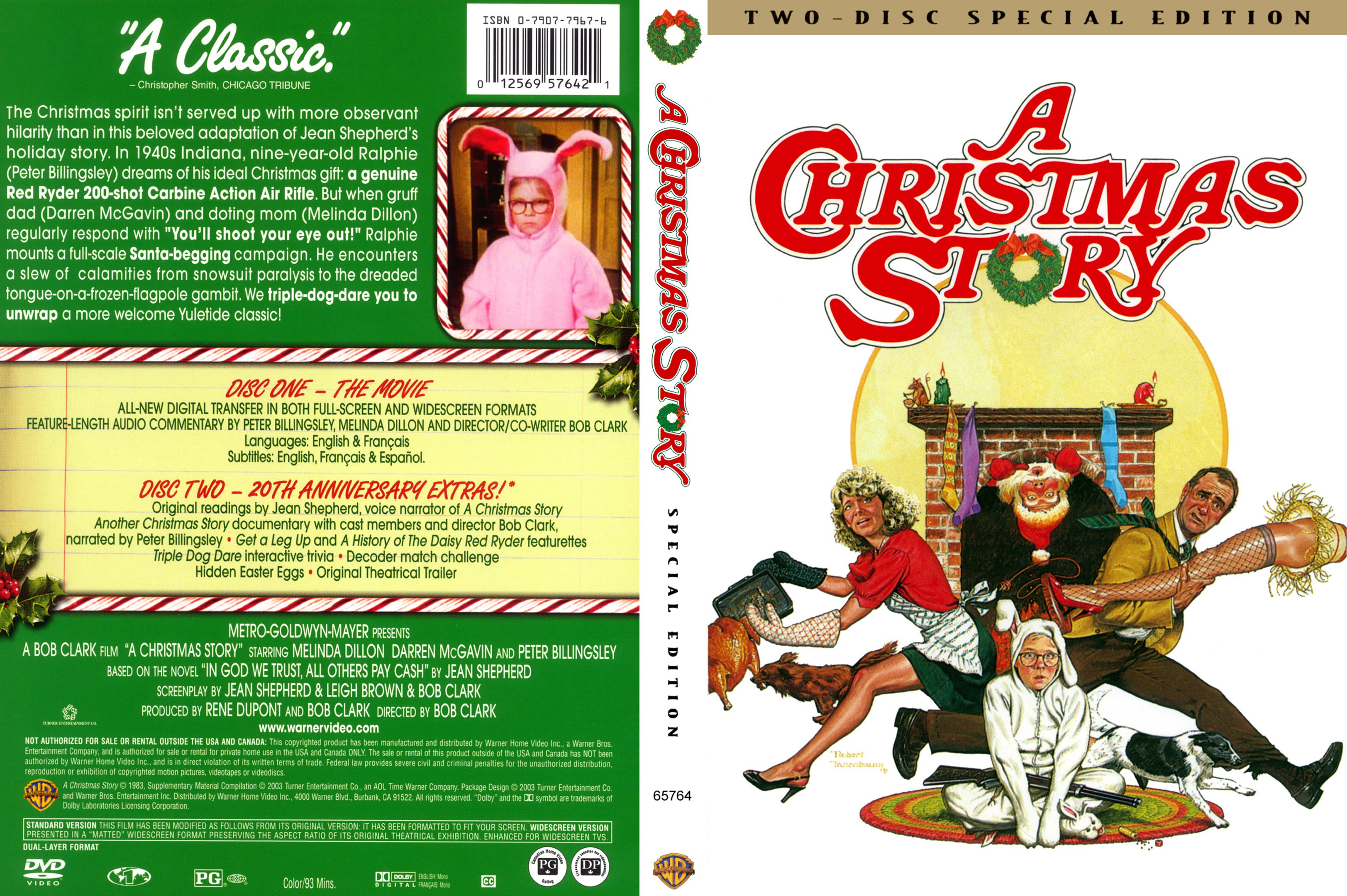 A Christmas Story Dvd Cover download