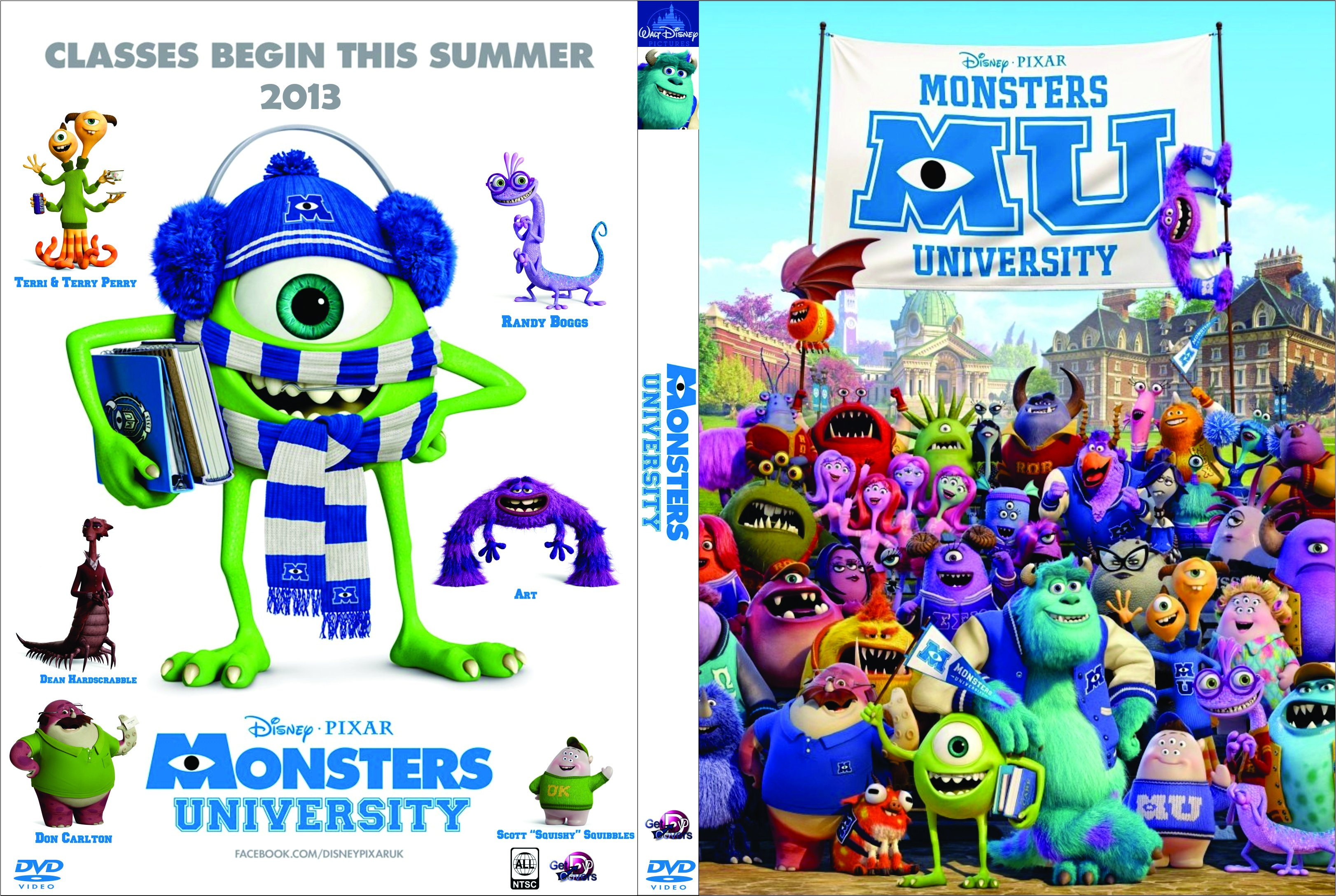 Monsters university ШіЩѓШі sexy clips