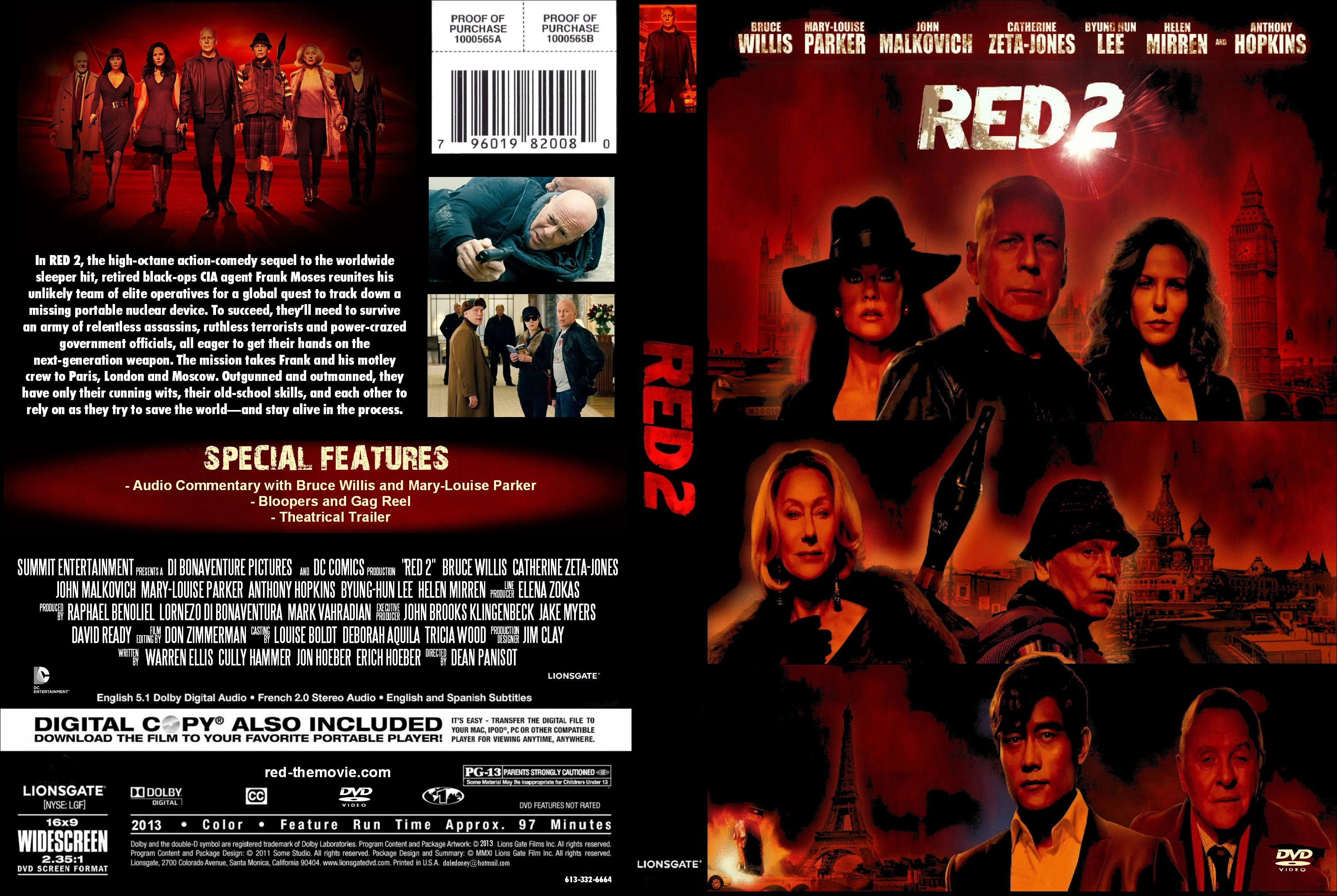 red 2 dvd cover - Vaydile.euforic.co