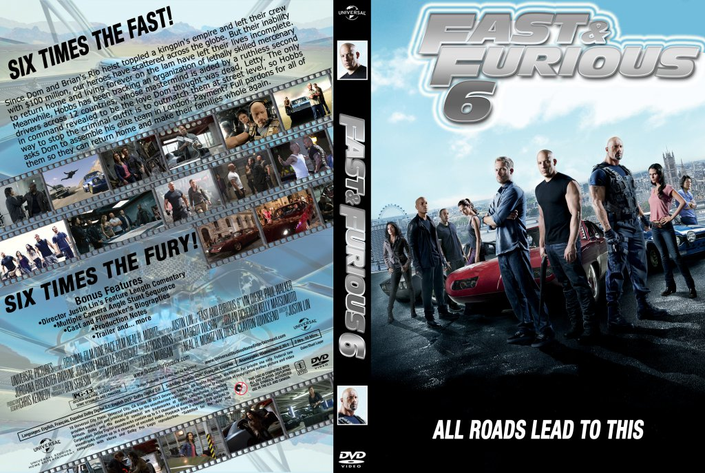 Fast and furious 6 film ita