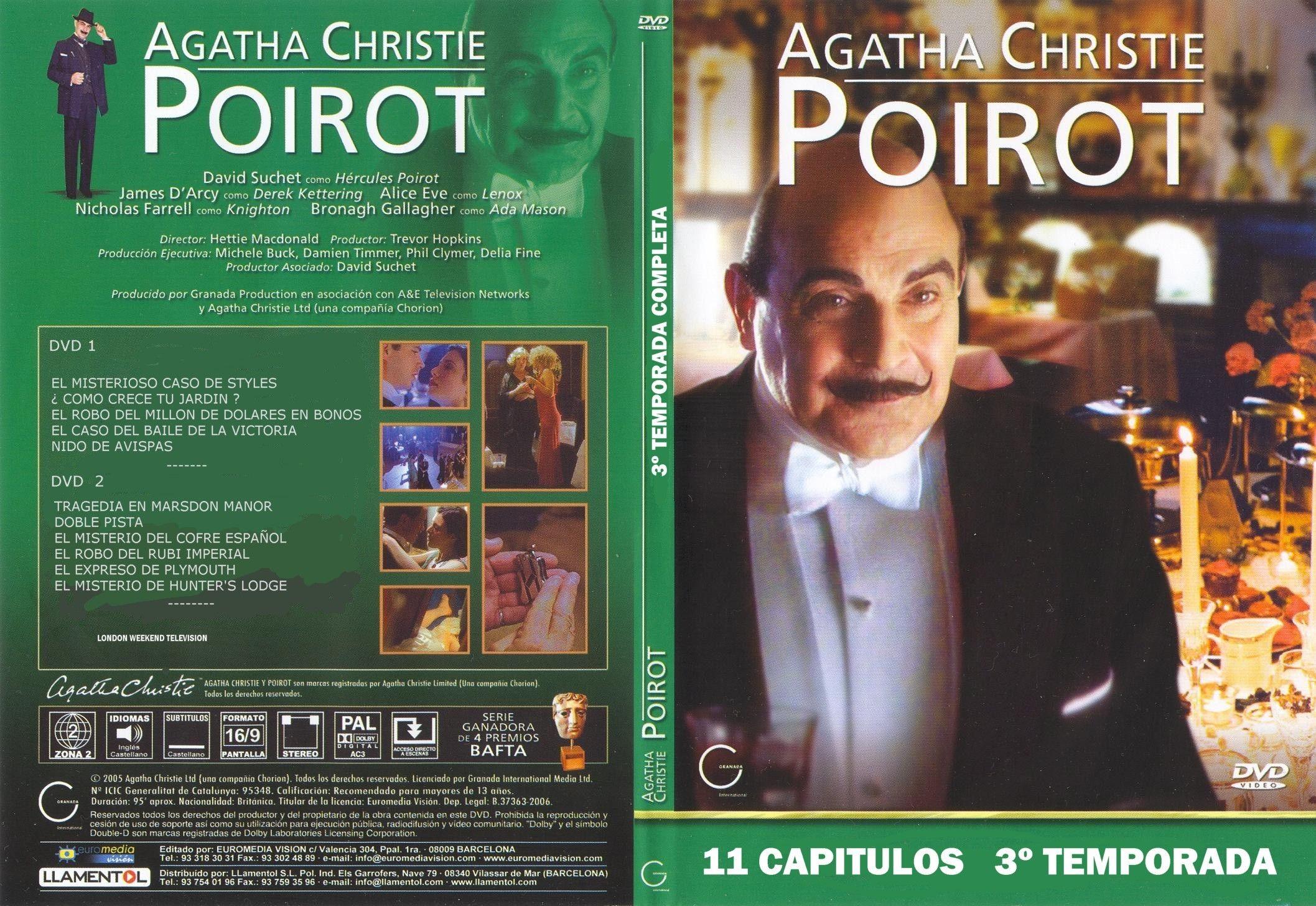 Coversboxsk Agatha Christie Poirot S3 Imdb Dl High