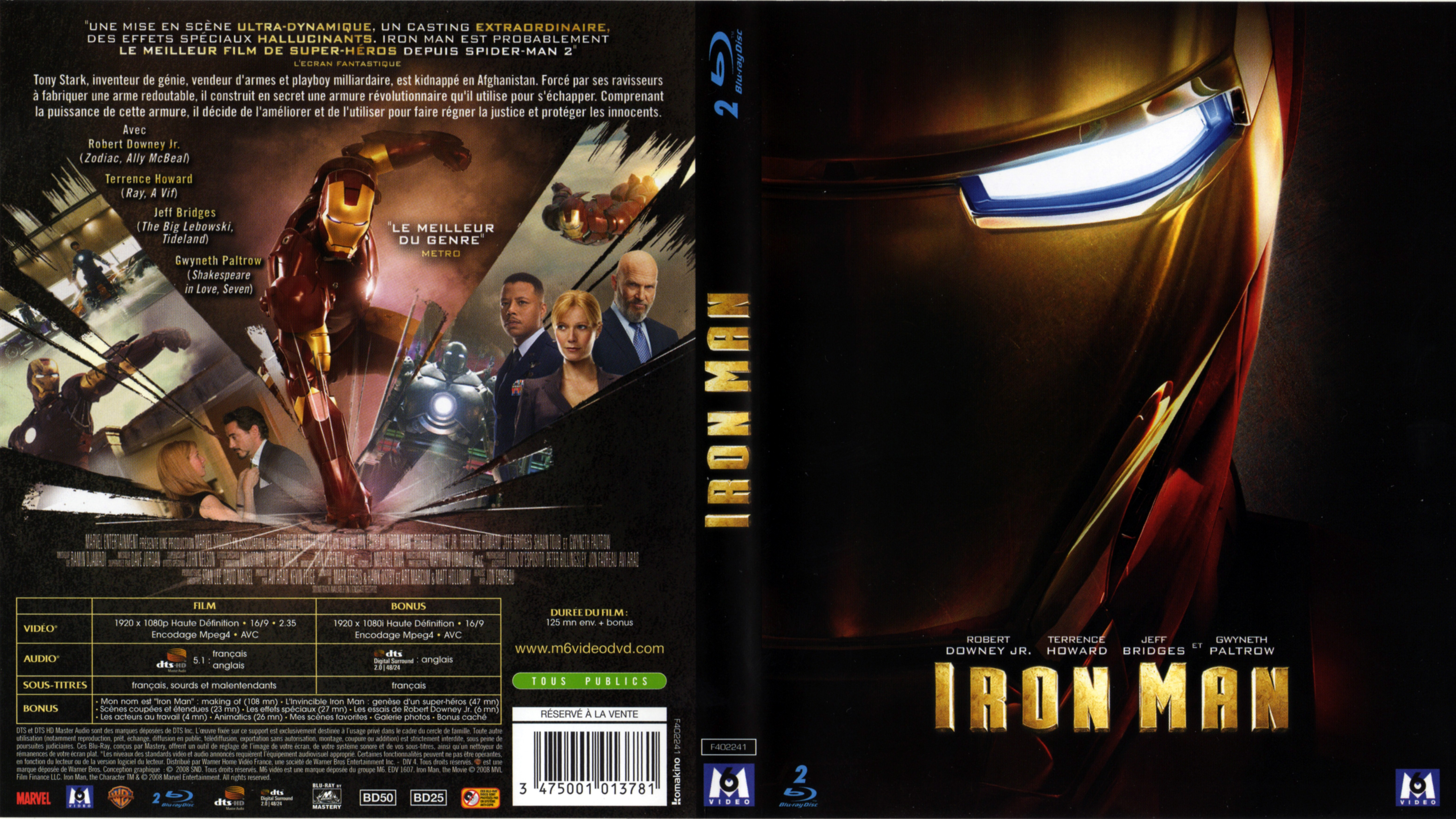 Ironman movie soundtrack