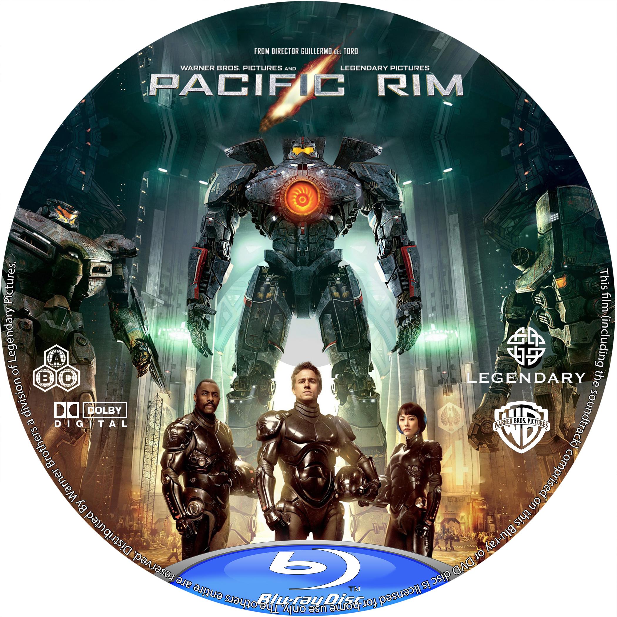 COVERS.BOX.SK ::: Pacific Rim (2013) - high quality DVD ... Pacific Rim 2013 Dvd Cover