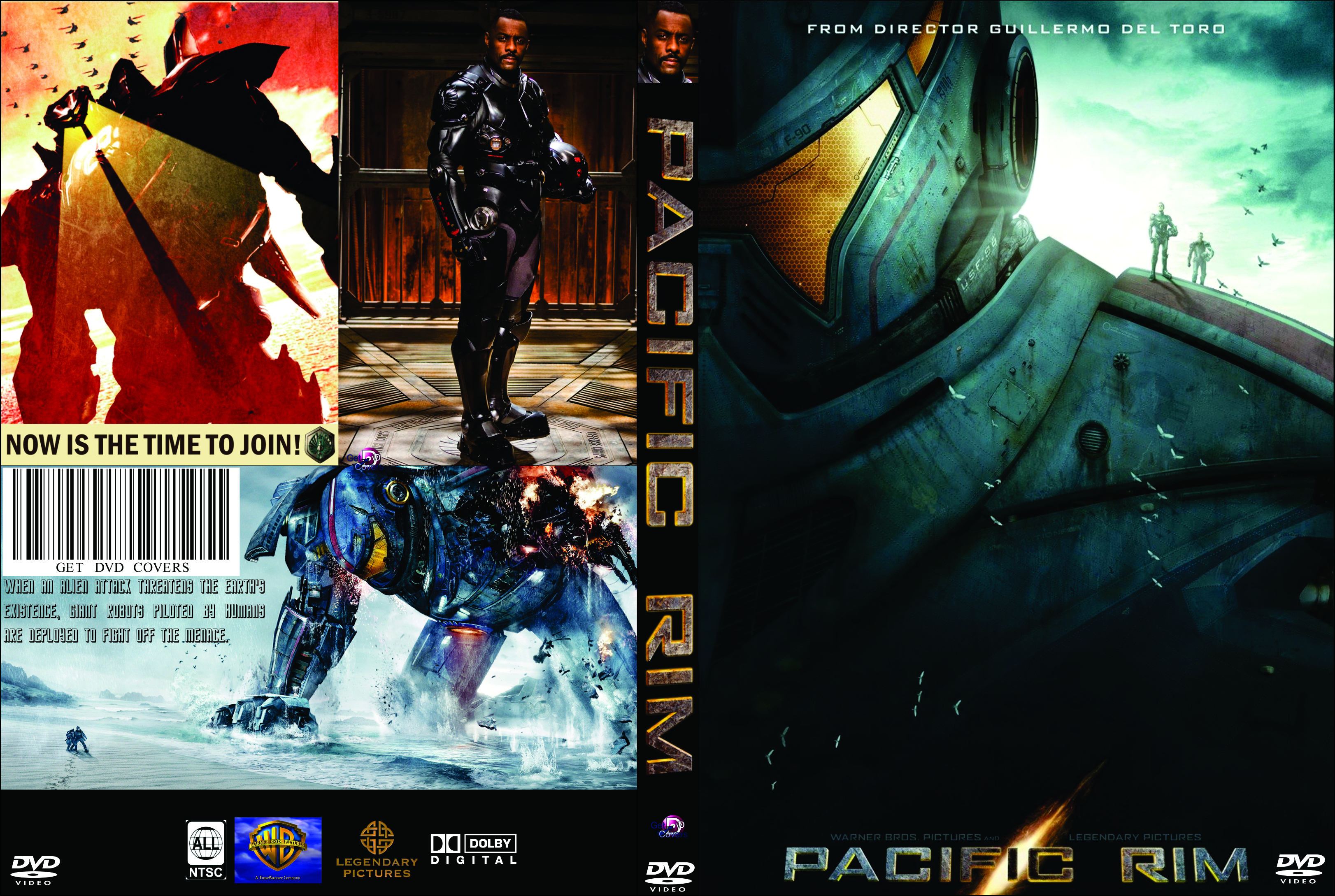 Pacific Rim (2013) - Page 20 Pacific Rim 2013 Bluray
