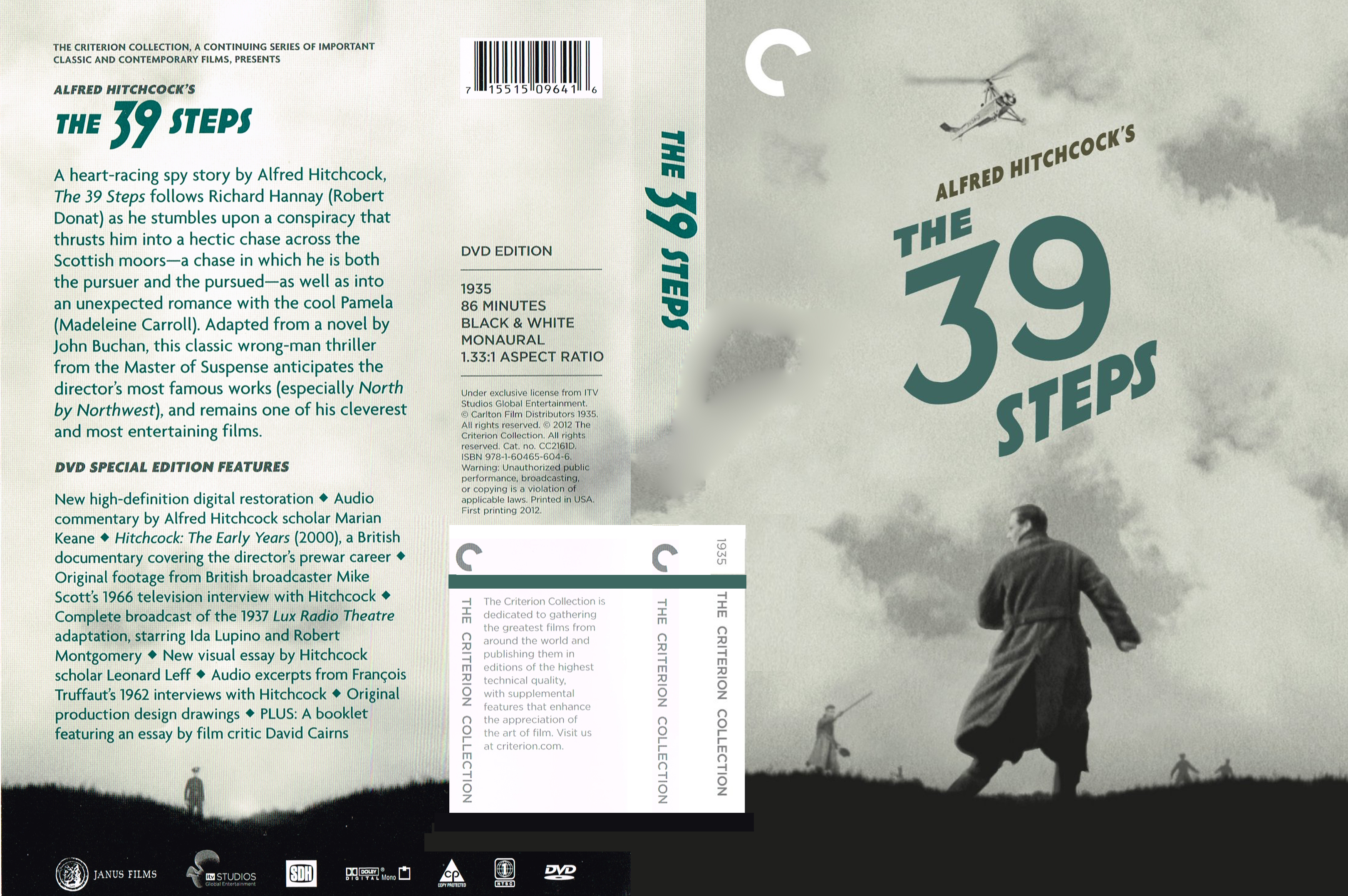the 39 steps essay An essay or paper on outisde forces in the world in the 39 steps throughout the film the thirty-nine steps, there are many symbols and parallels between outside forces in the world there were also many firsts for hitchcock as a filmmaker which paved the way for his illustrious career.