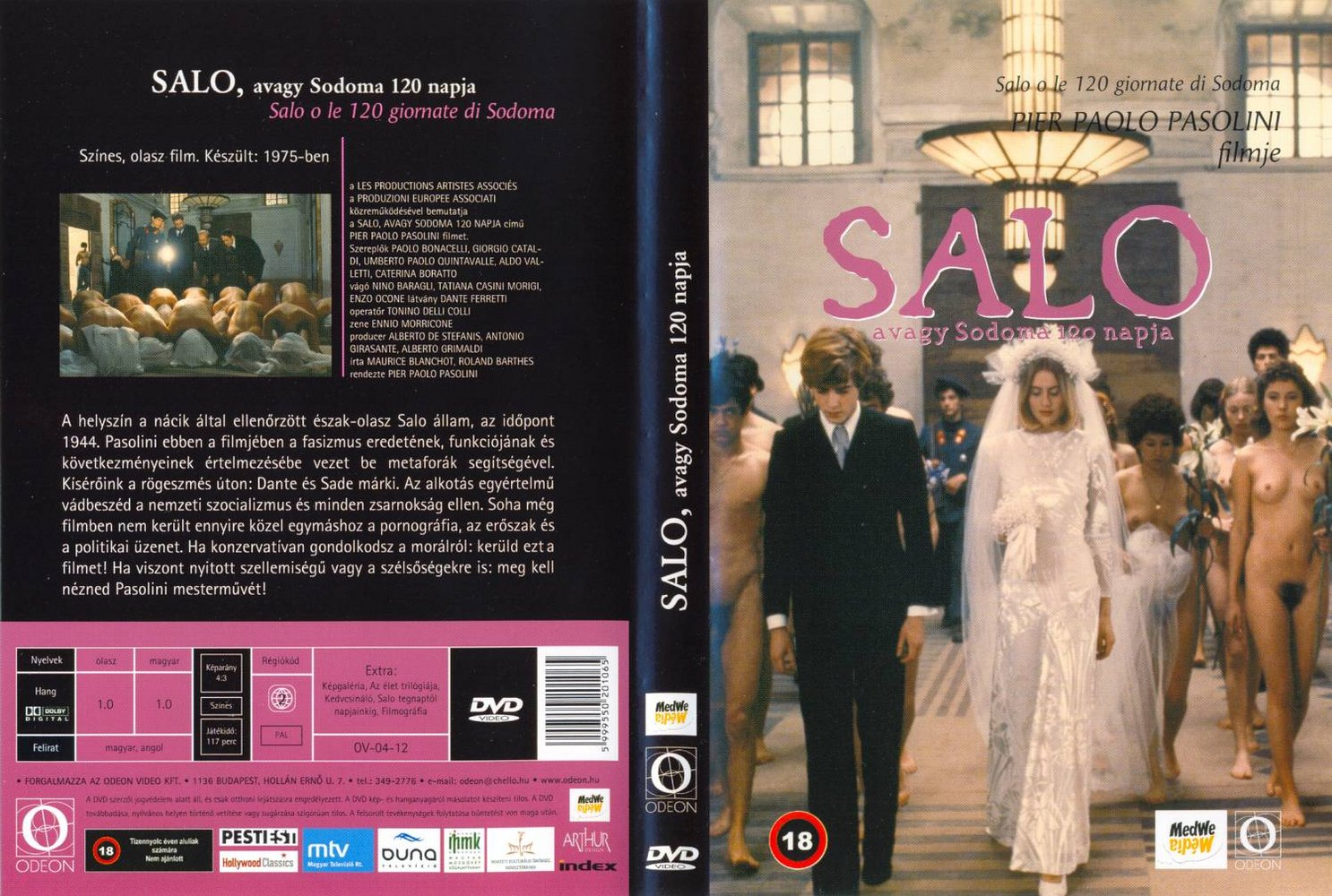 salò or the 120 days of sodom (1975) download