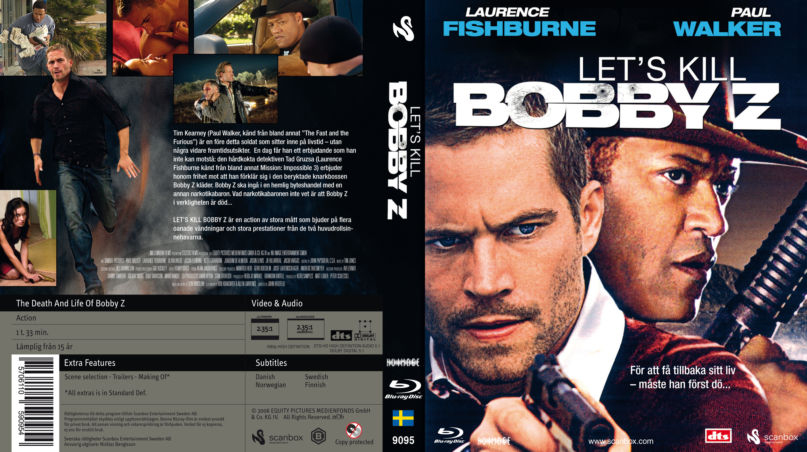 The death and life of bobby z full movie