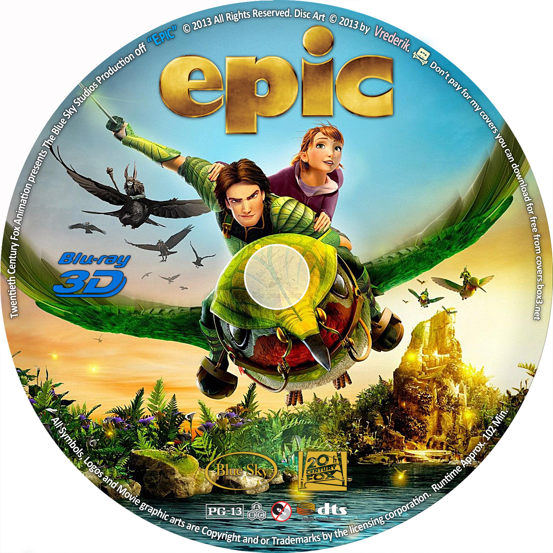 Epic Dvd Front Cover | www.pixshark.com - Images Galleries ...