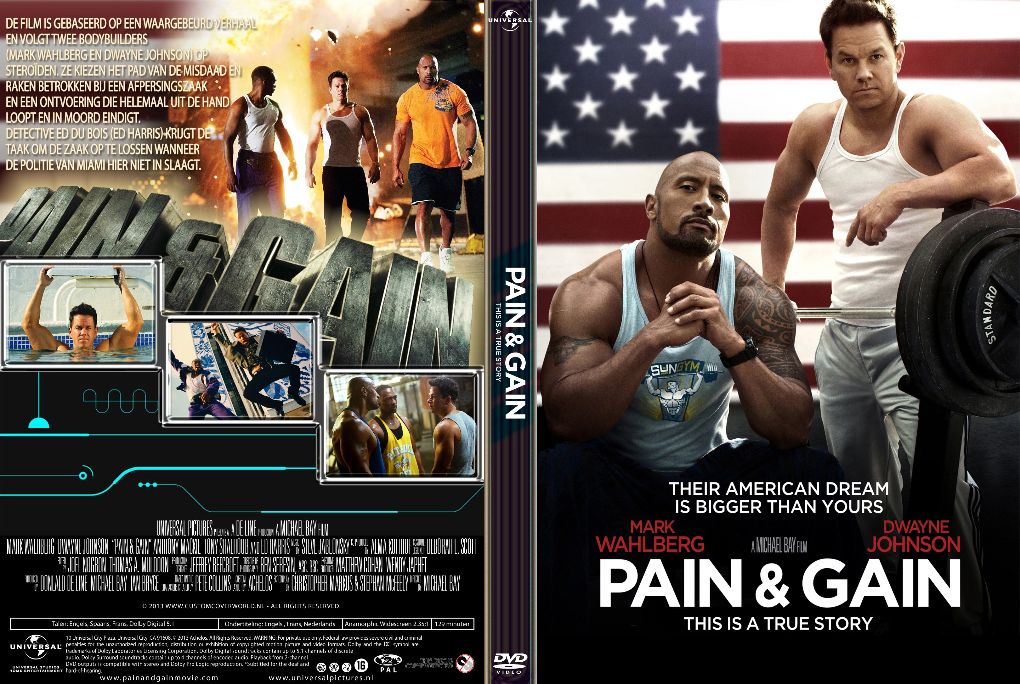 pain gain Plenty of pain, not so much gain johnny knoxville is up to his hilariously painful antics again with his new comedy, action pointwatch the trailer now.