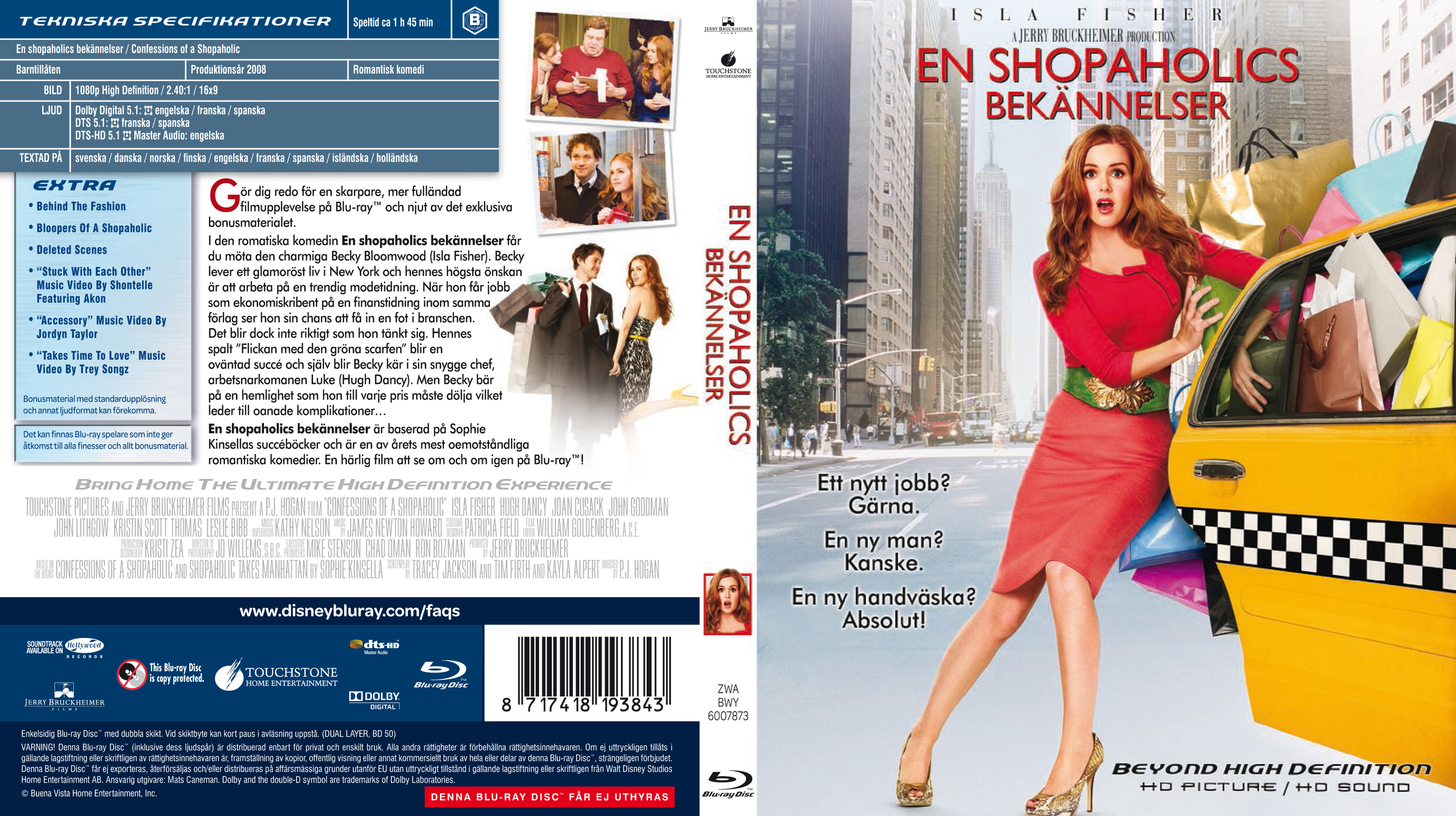 for confessions of a shopaholic Confessions of a shopaholic movie reviews & metacritic score: in the glamorous world of new york city, rebecca bloomwood is a fun-loving girl who is really g.