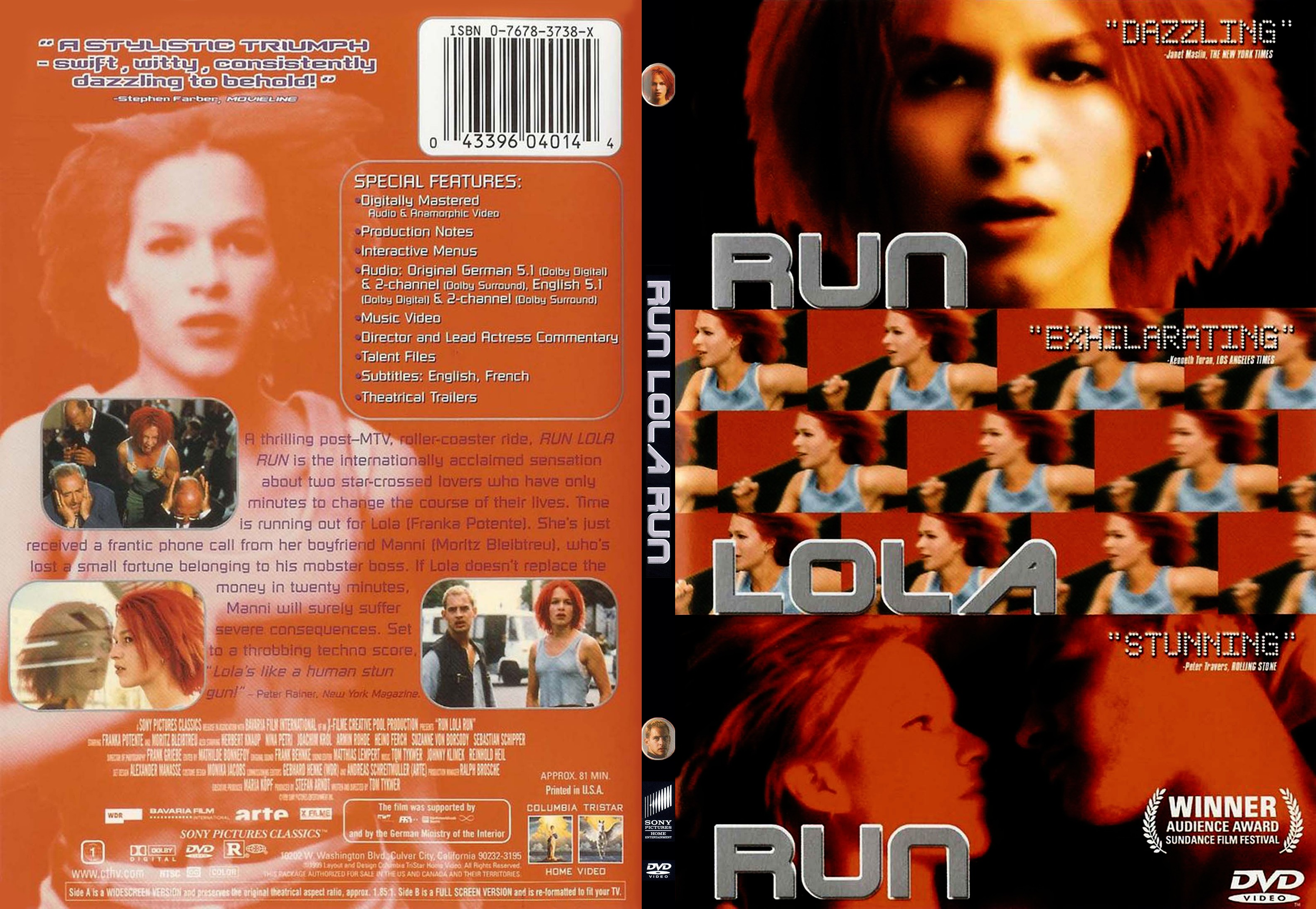 run lola run relentless passage of time essay Born to run by gordon mills settings plot characters theme of the book this book, born to run, is about debbie ferguson is a bahamian sprint athlete of jamaican decent she was born on january 16, 1976 and moved to little london, jamaica shortly after her birth with her mother where they lived with her grandparents.