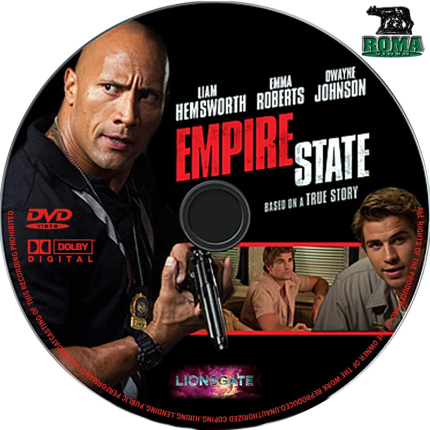 Empire State 2013 - cdEmpire State Dvd Cover