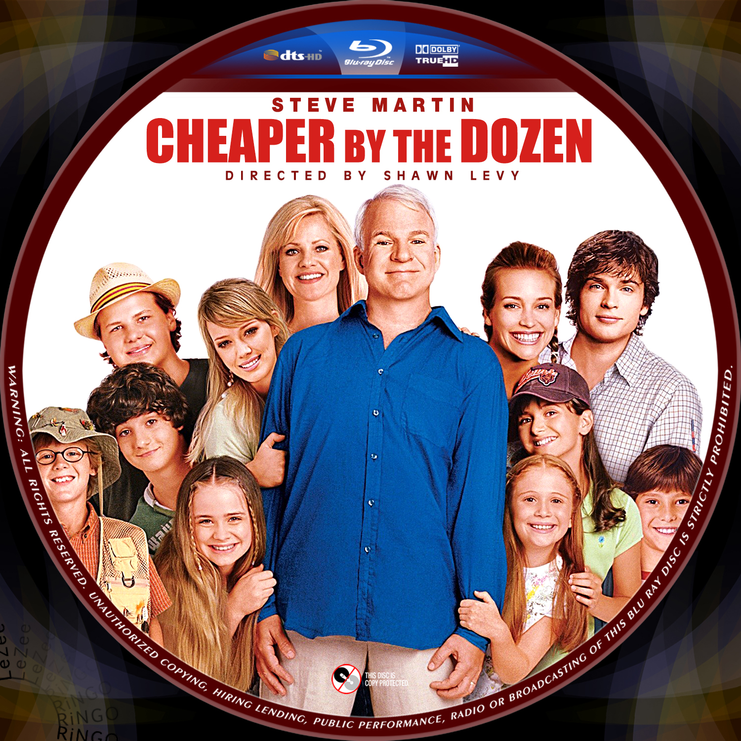 Covers Box Sk Cheaper By The Dozen 2003 High Quality Dvd Blueray Movie