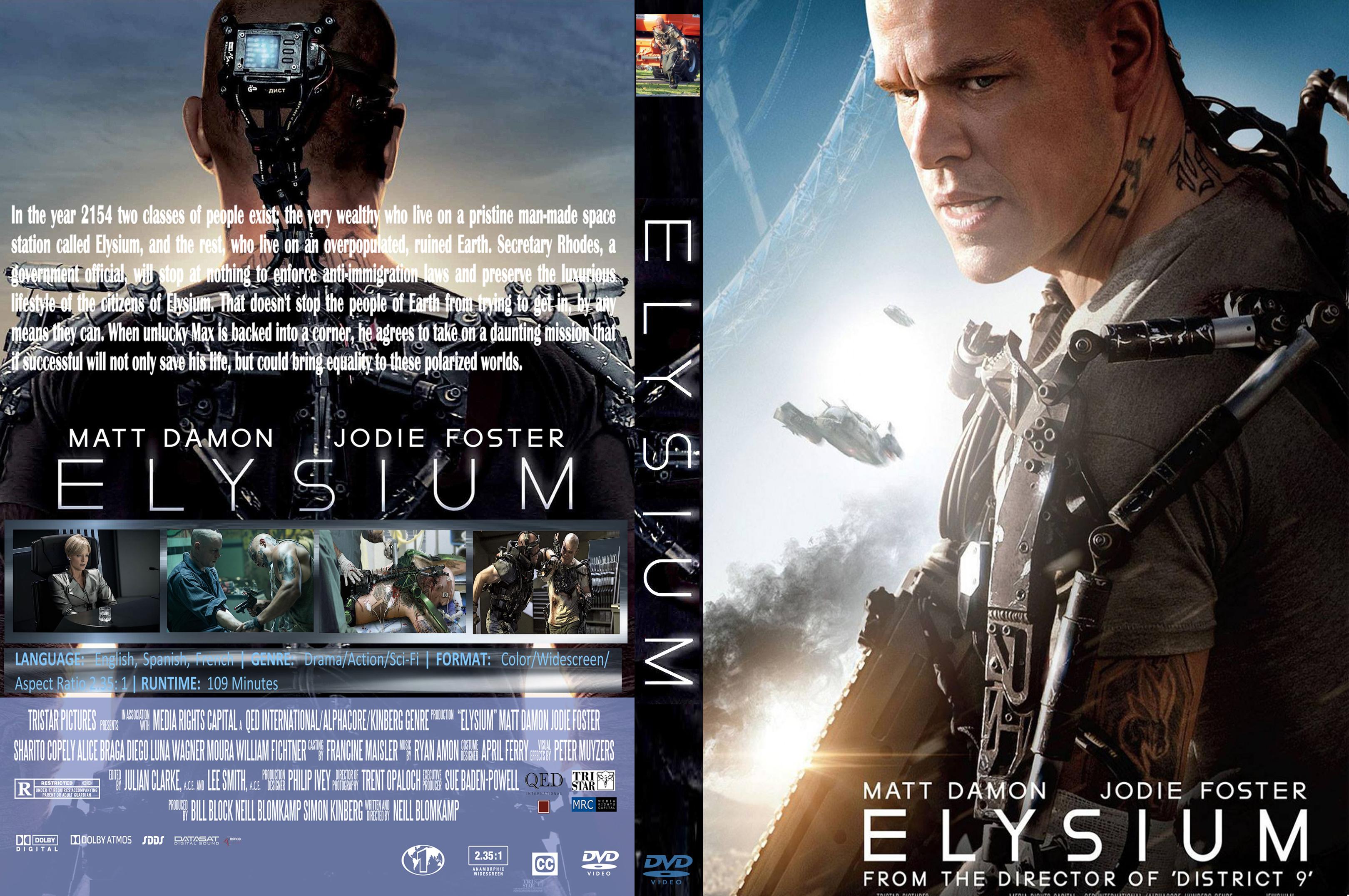 Download Film Elysium 2013