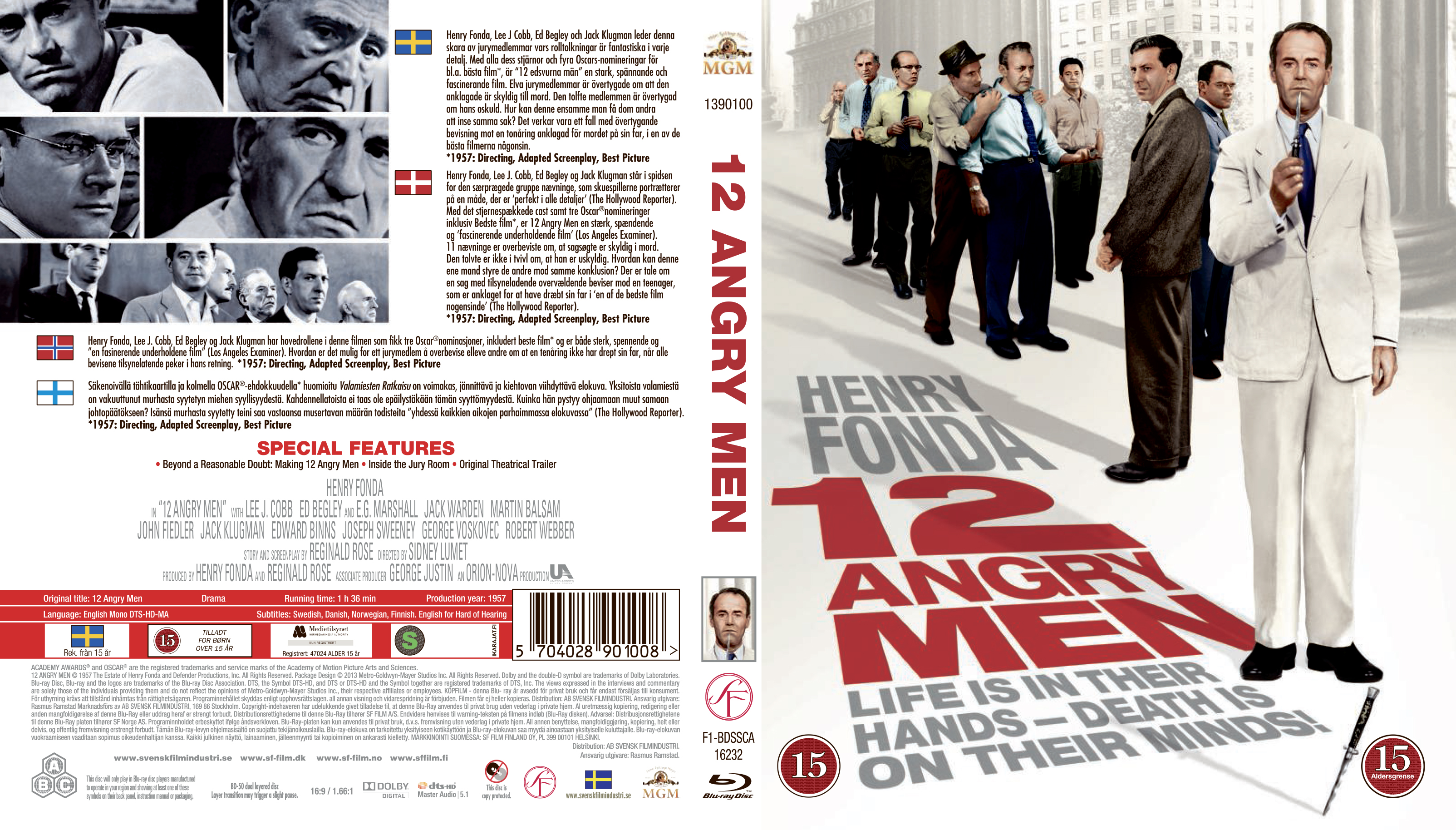 12 Angry Men Nordic