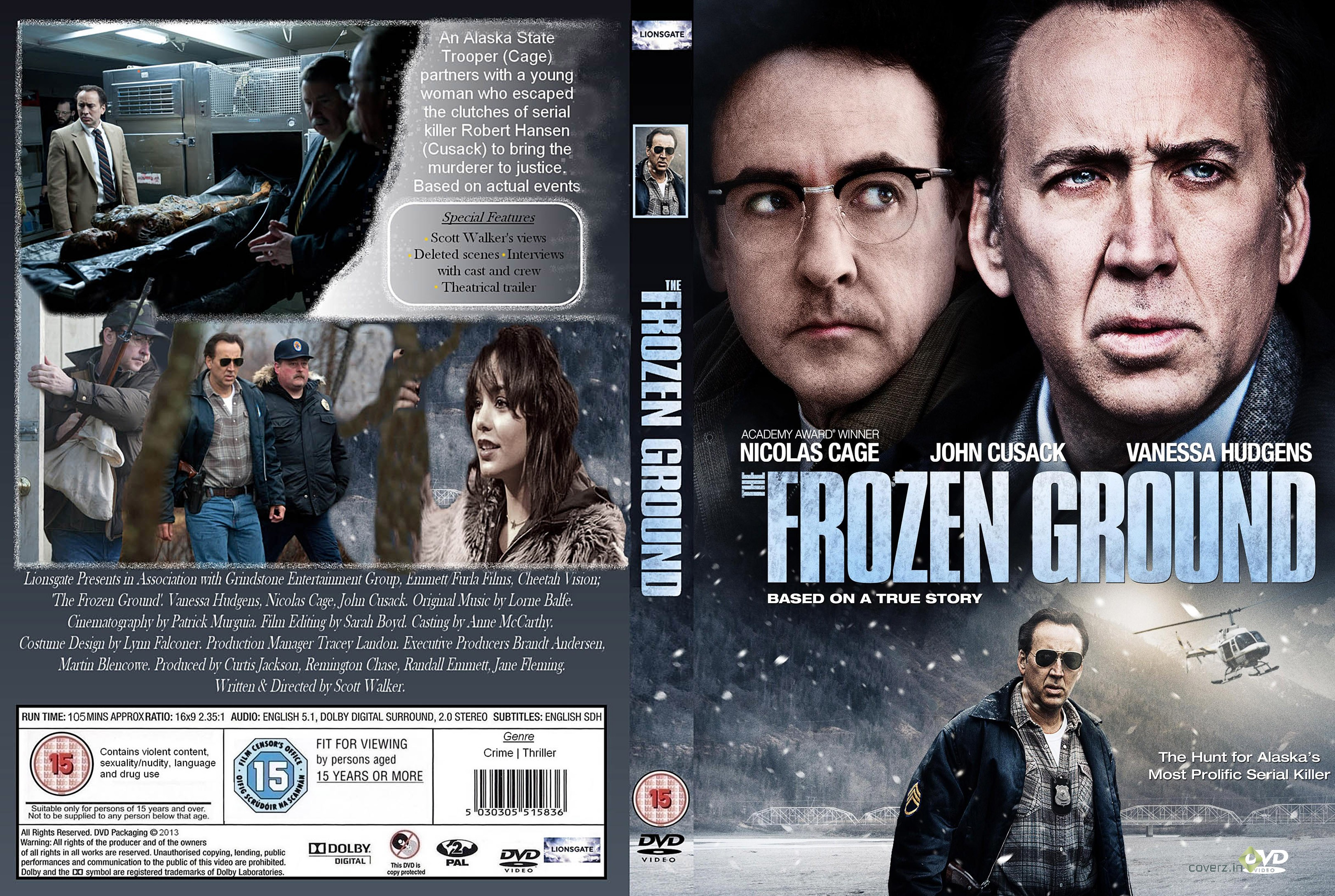 COVERS.BOX.SK ::: The Frozen Ground (2013) - high quality ...
