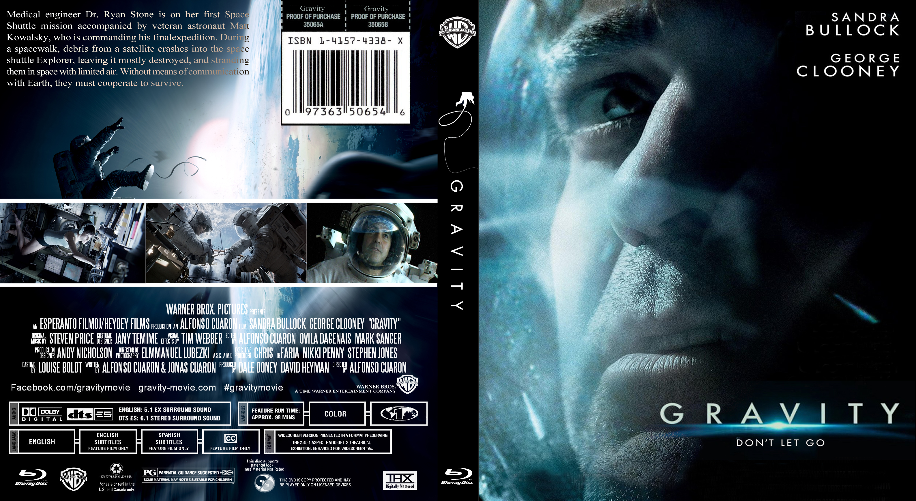 coversboxsk gravity 2013 bluray high quality