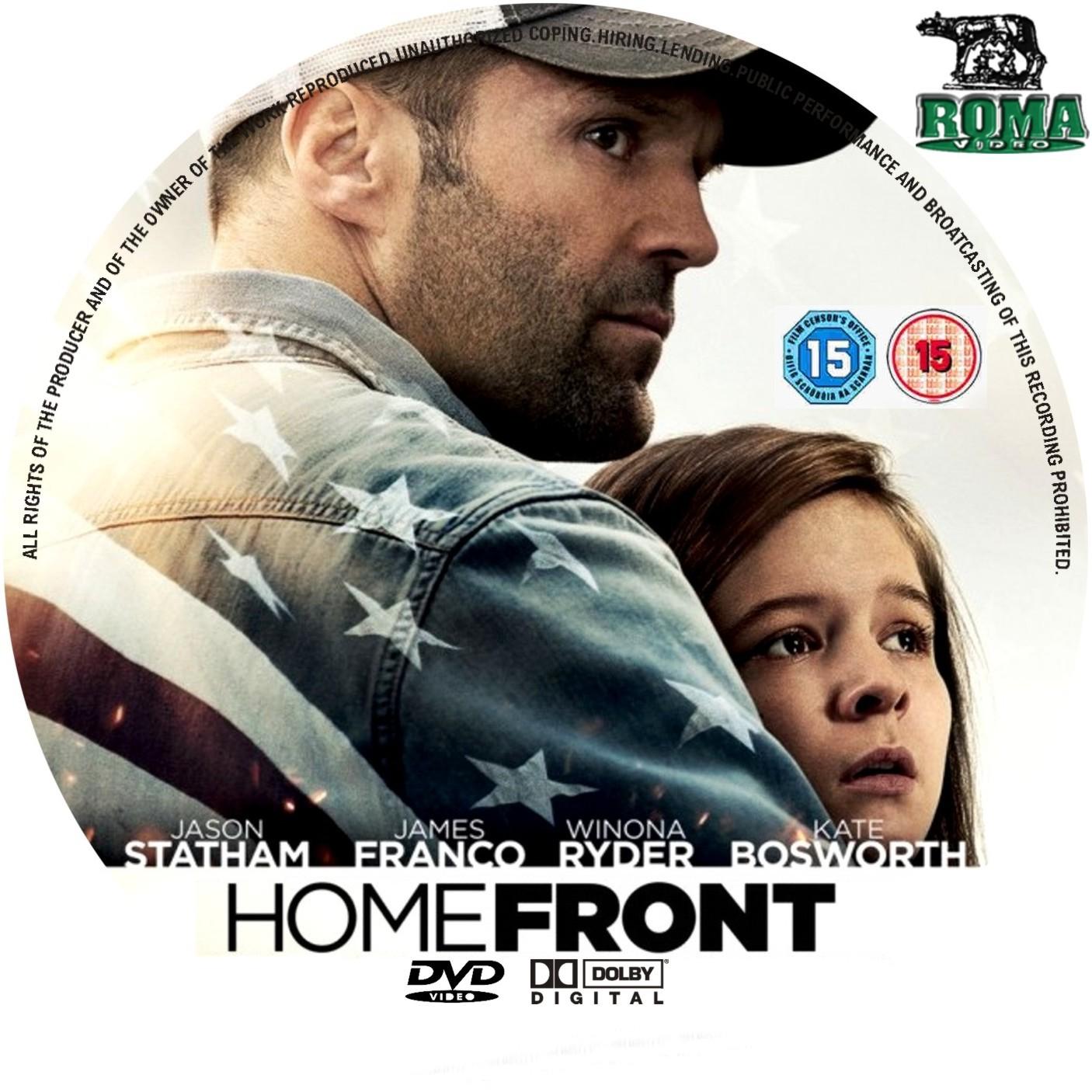 Homefront 2013 Max Potlaccd Cover