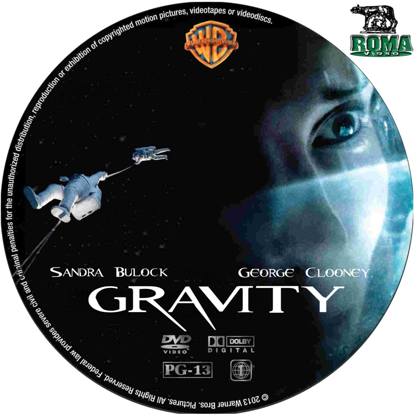 coversboxsk gravity 2013 high quality dvd