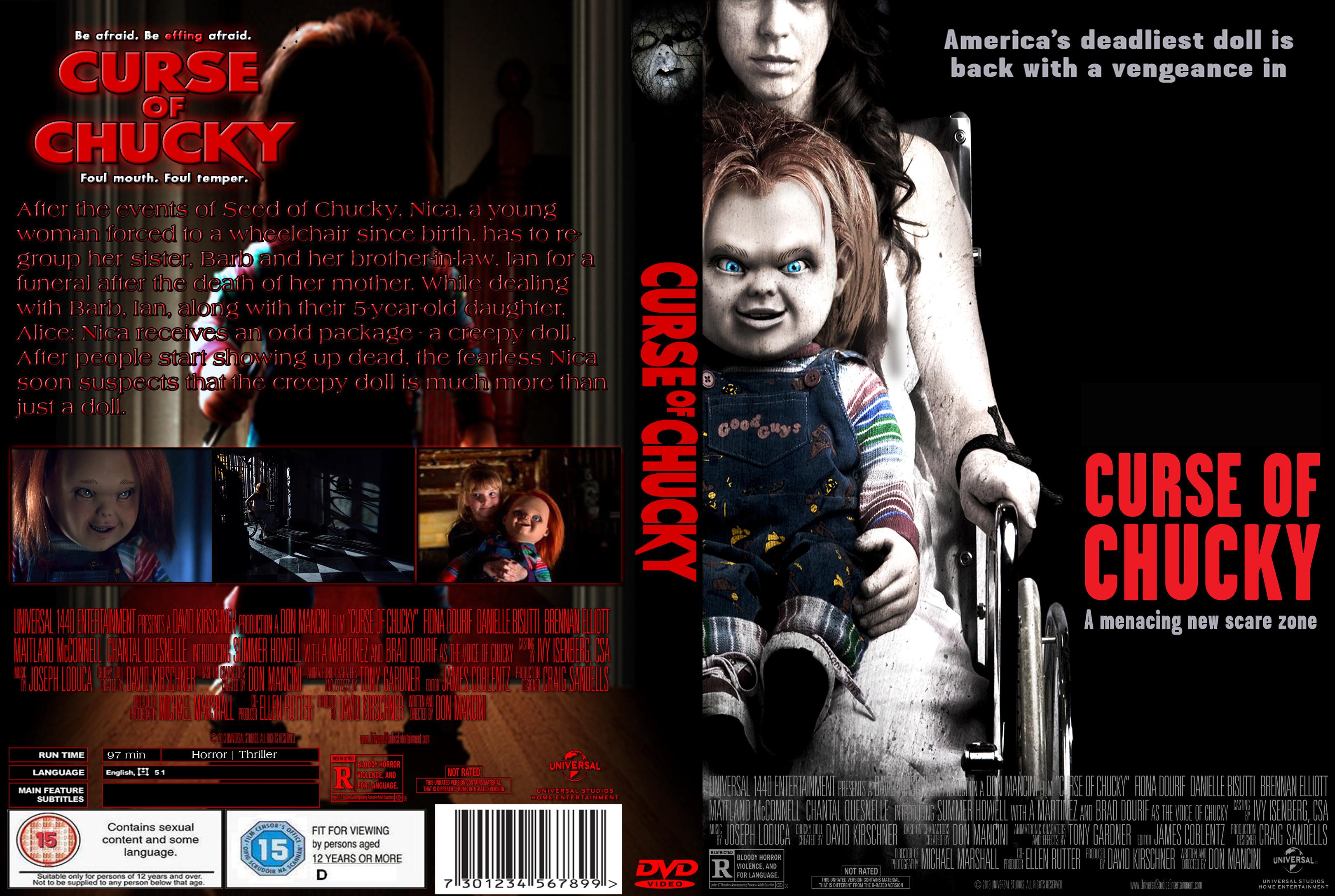 curse of chucky full movie english