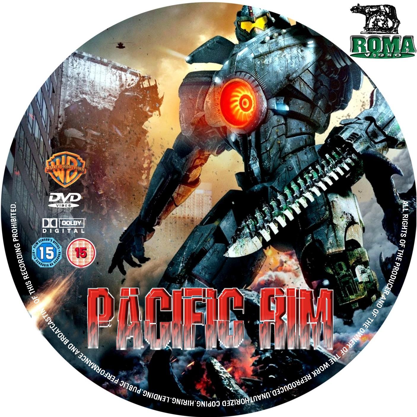 COVERS.BOX.SK ::: Pacific Rim 2013 - high quality DVD ... Pacific Rim 2013 Dvd Cover