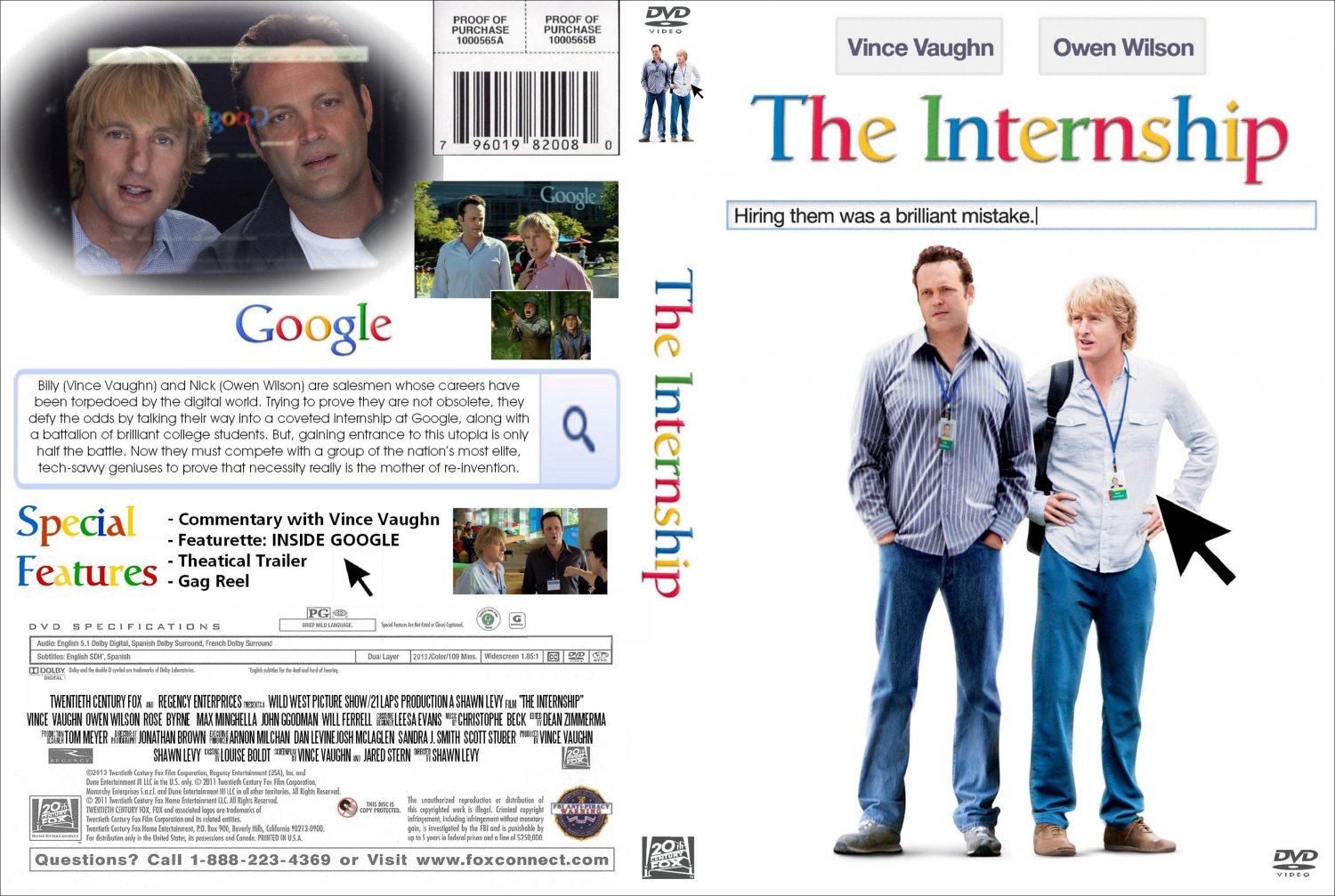 Buy The internship dvd picture trends