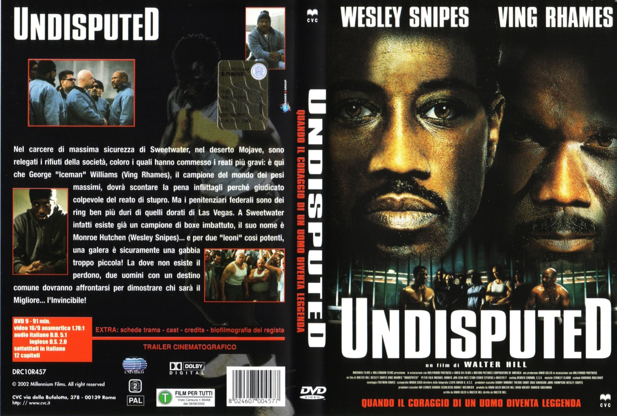 Coversboxsk Undisputed 2002 Imdb Dl High Quality Dvd