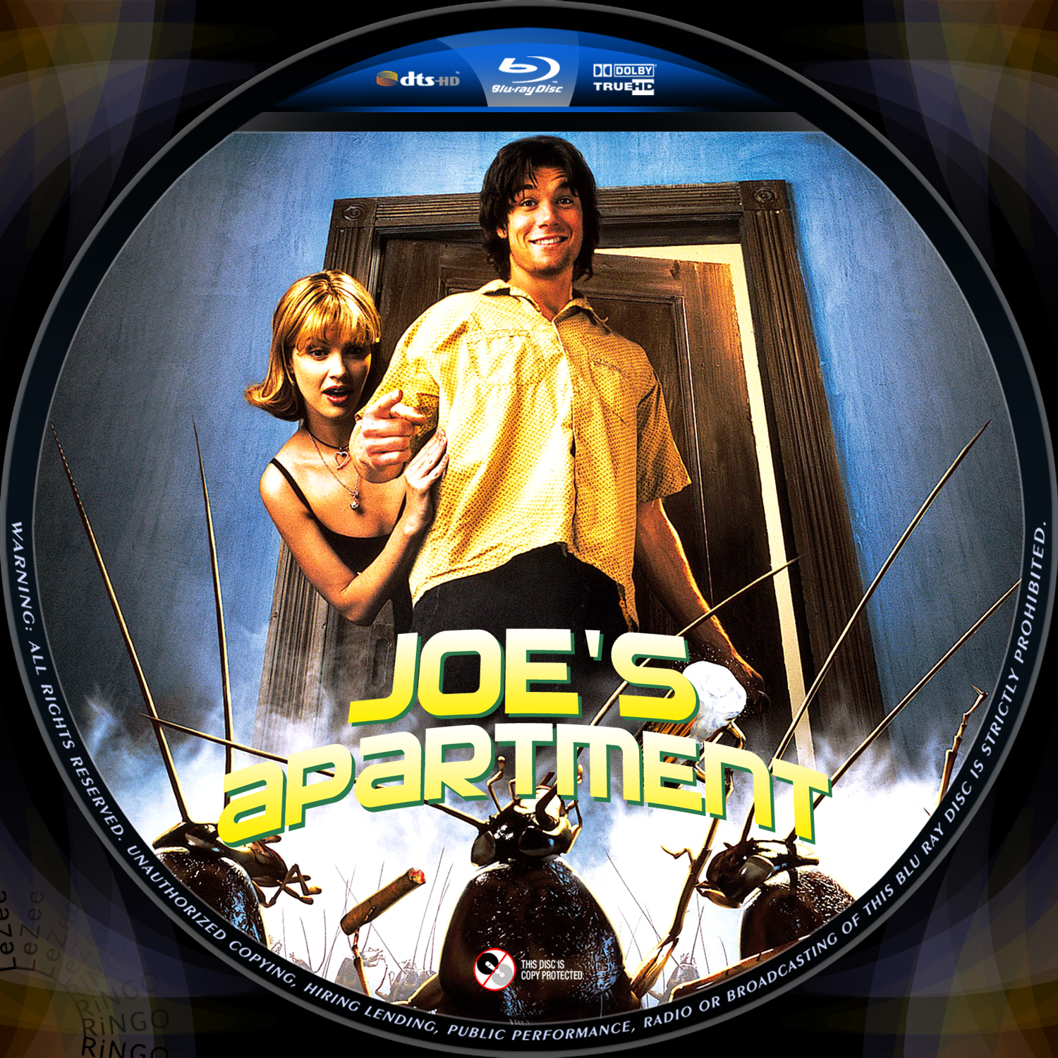 The Apartment Movie: COVERS.BOX.SK ::: Joe's Apartment (1996)