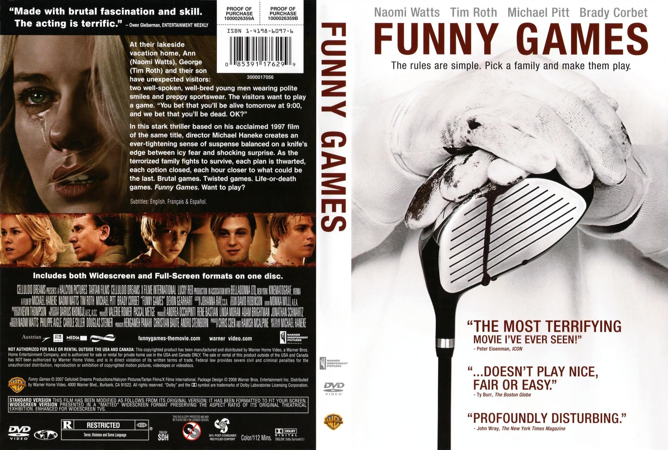 Funny Games U S 2007 #10