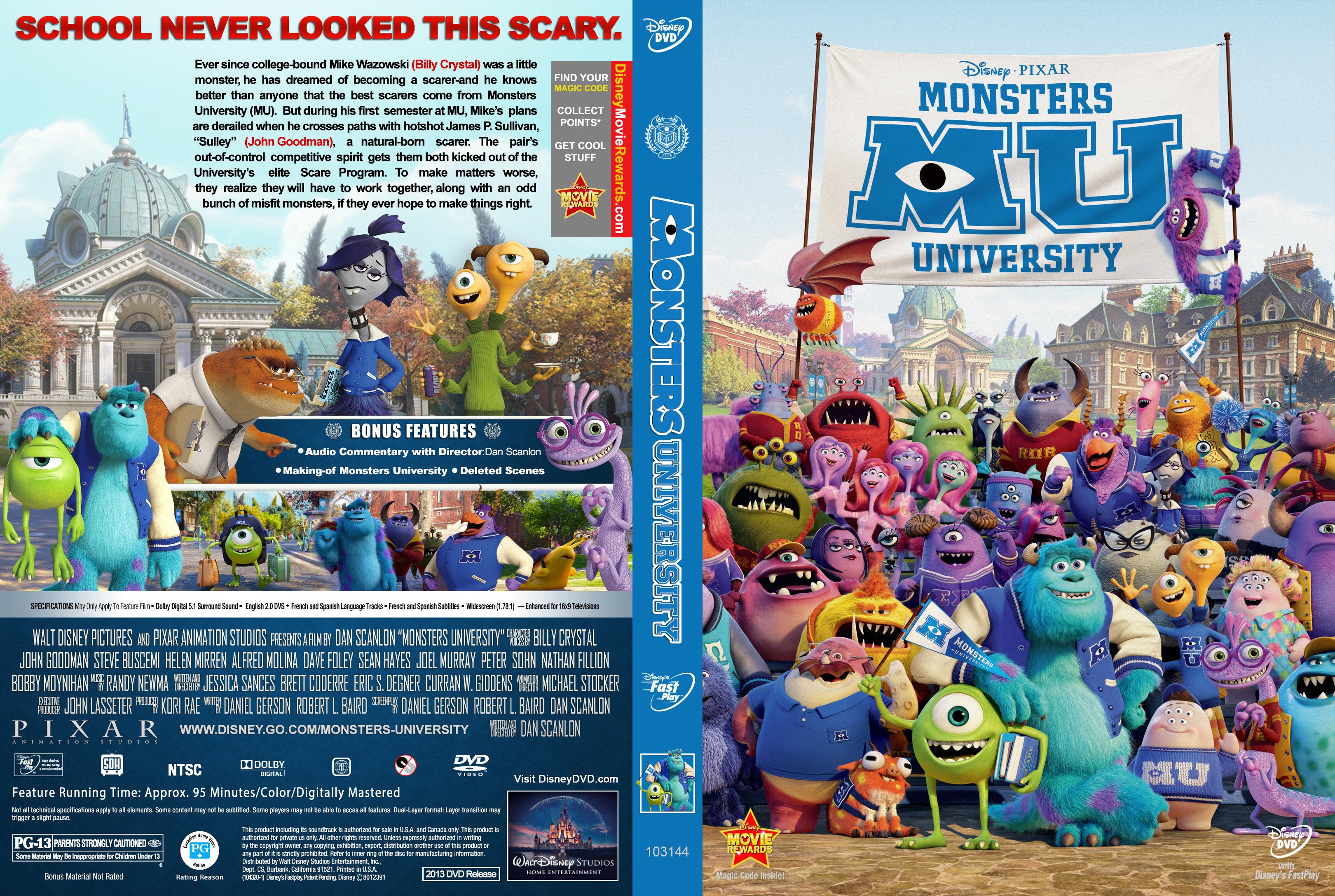Monsters university ШіЩѓШі fucked scenes