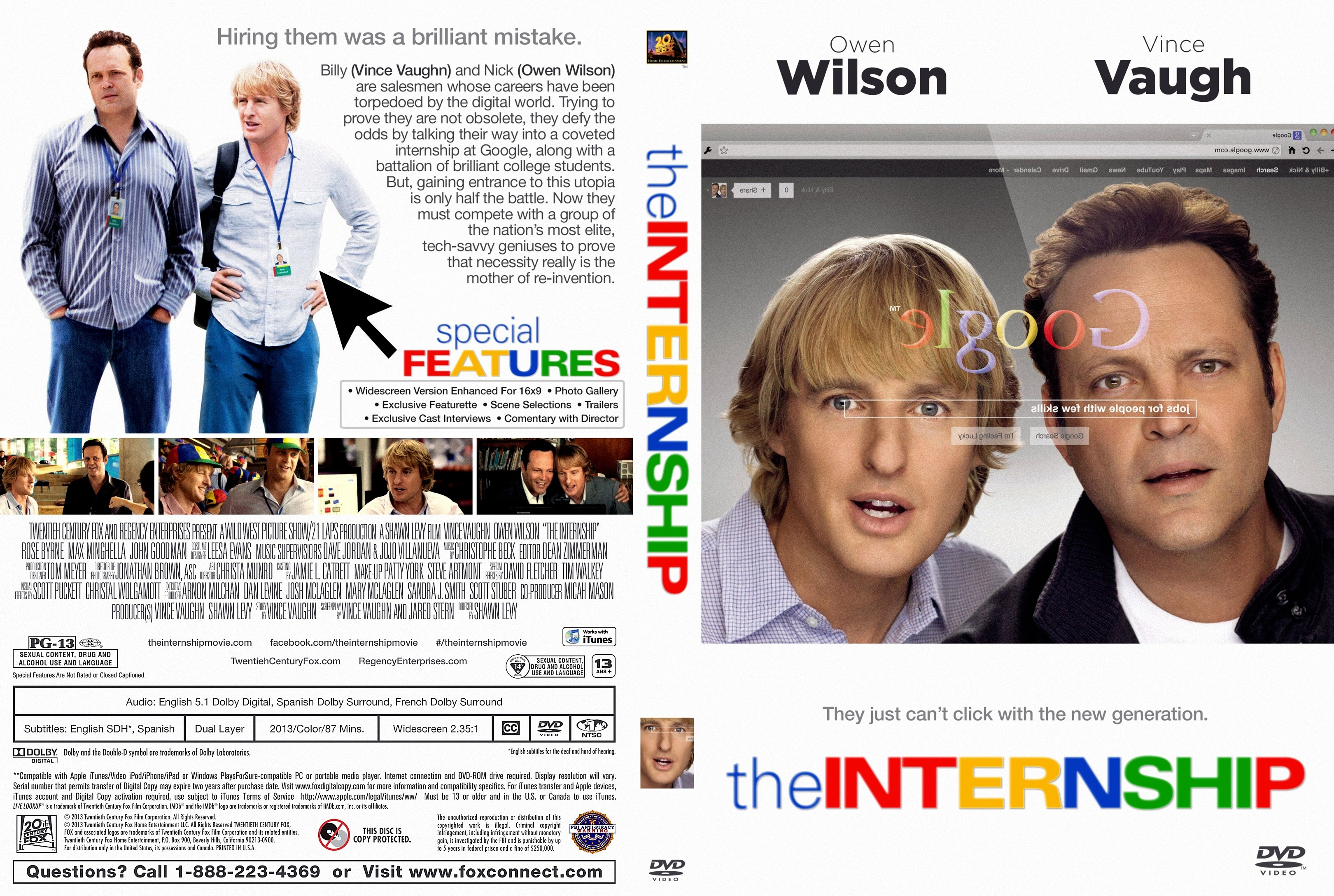 The internship dvd recommend to wear in everyday in 2019