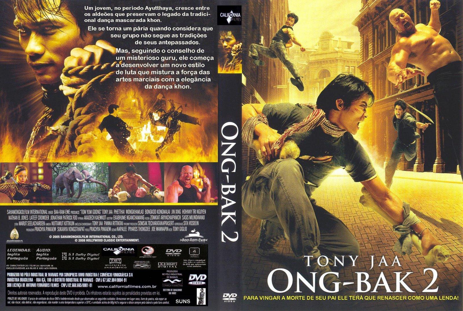 Ong Bak Full Movie 2